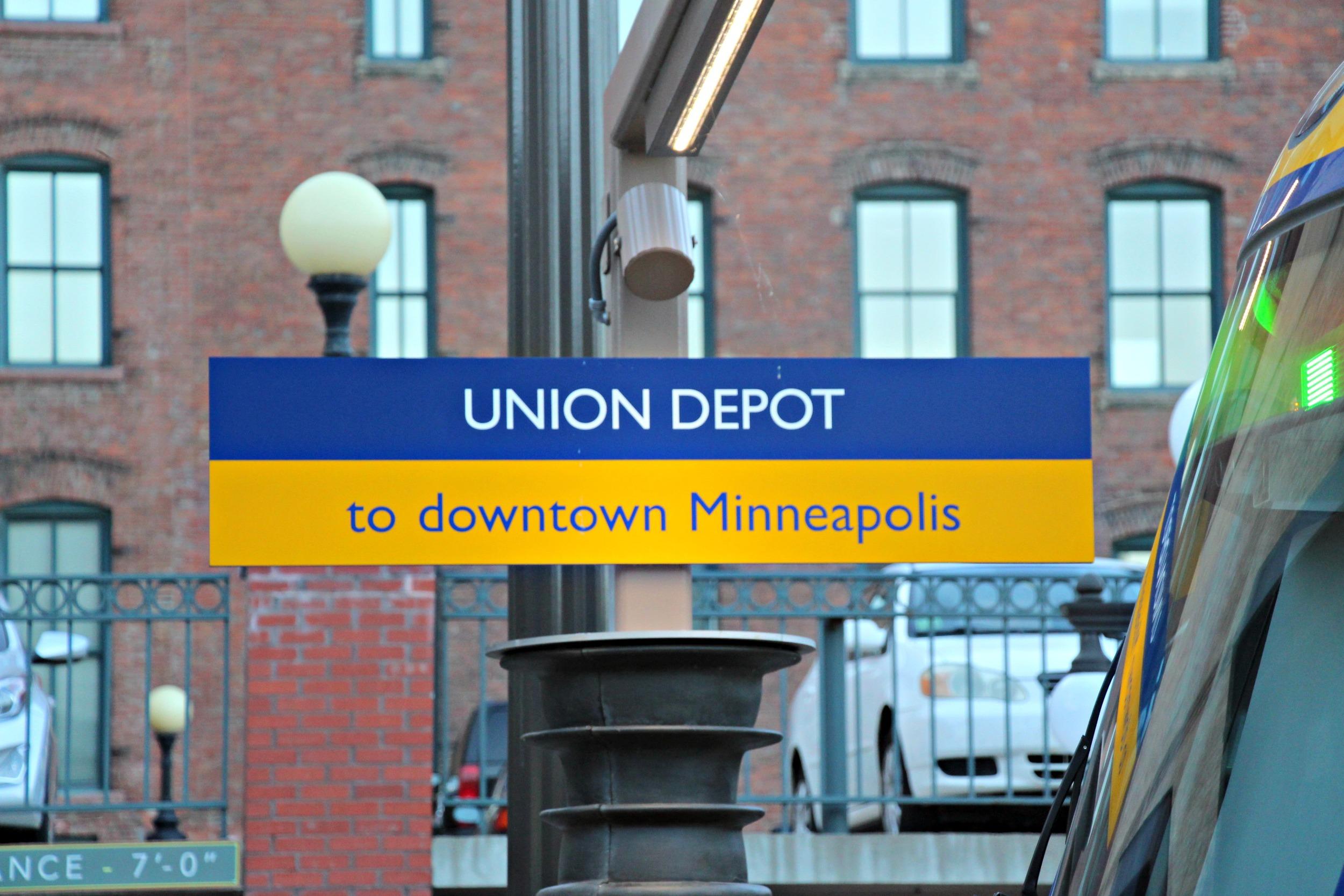 Union Depot LTR Stop