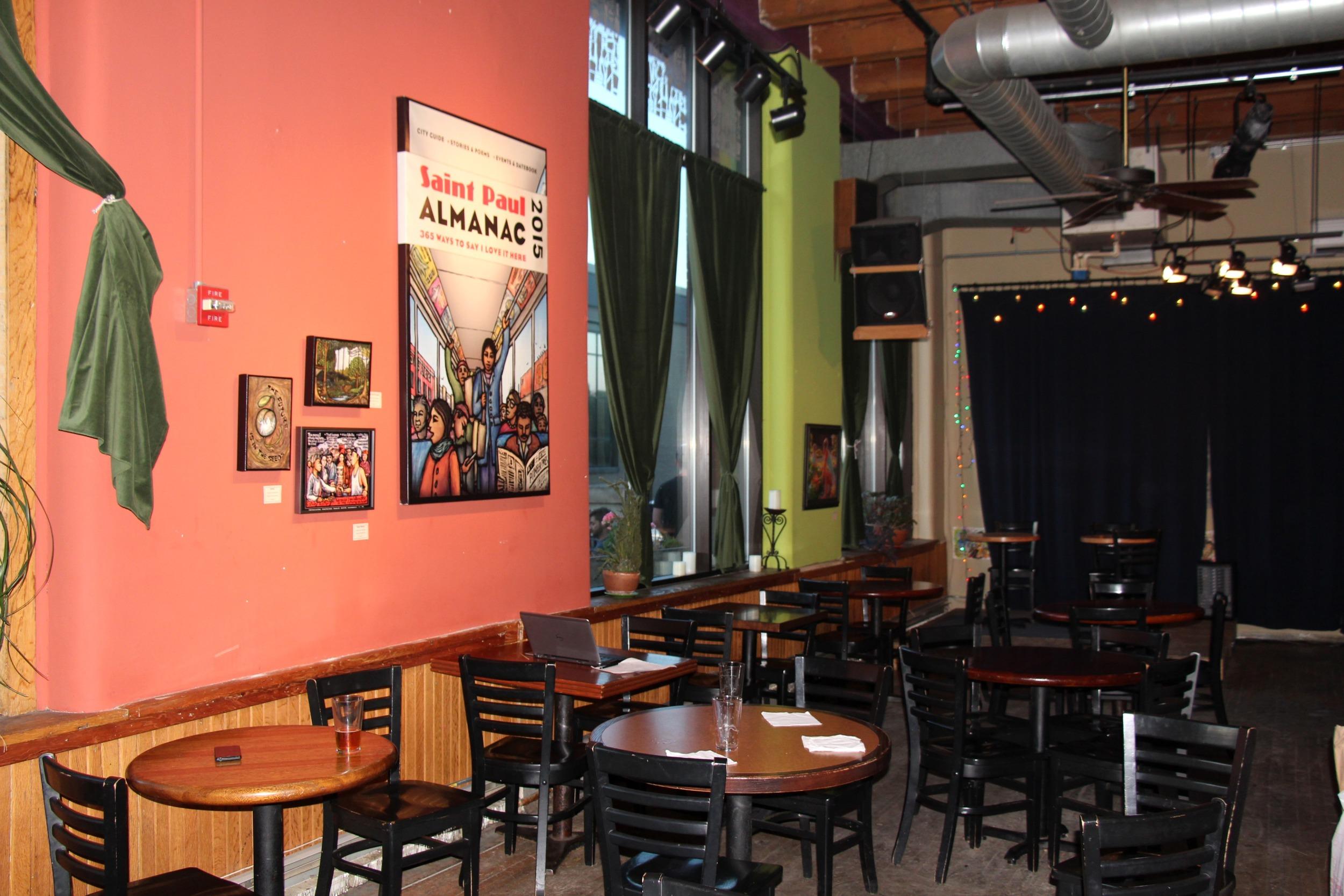 Black Dog Cafe - St. Paul
