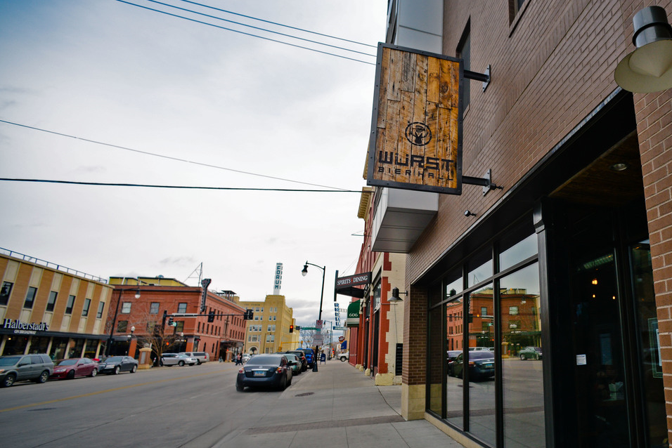Wurst Bier Hall - Fargo City Guide by The Midwestival