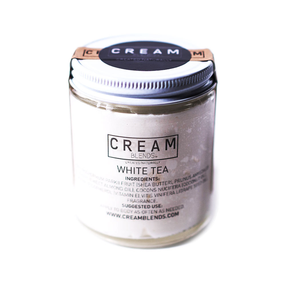 C.R.E.A.M. White Tea Body Butter - The Midwestival Gift Guide 2014