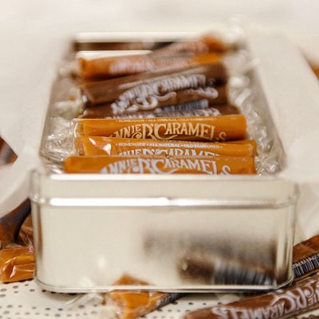 Annie B's Caramels - Midwestival Gift Guide 2014