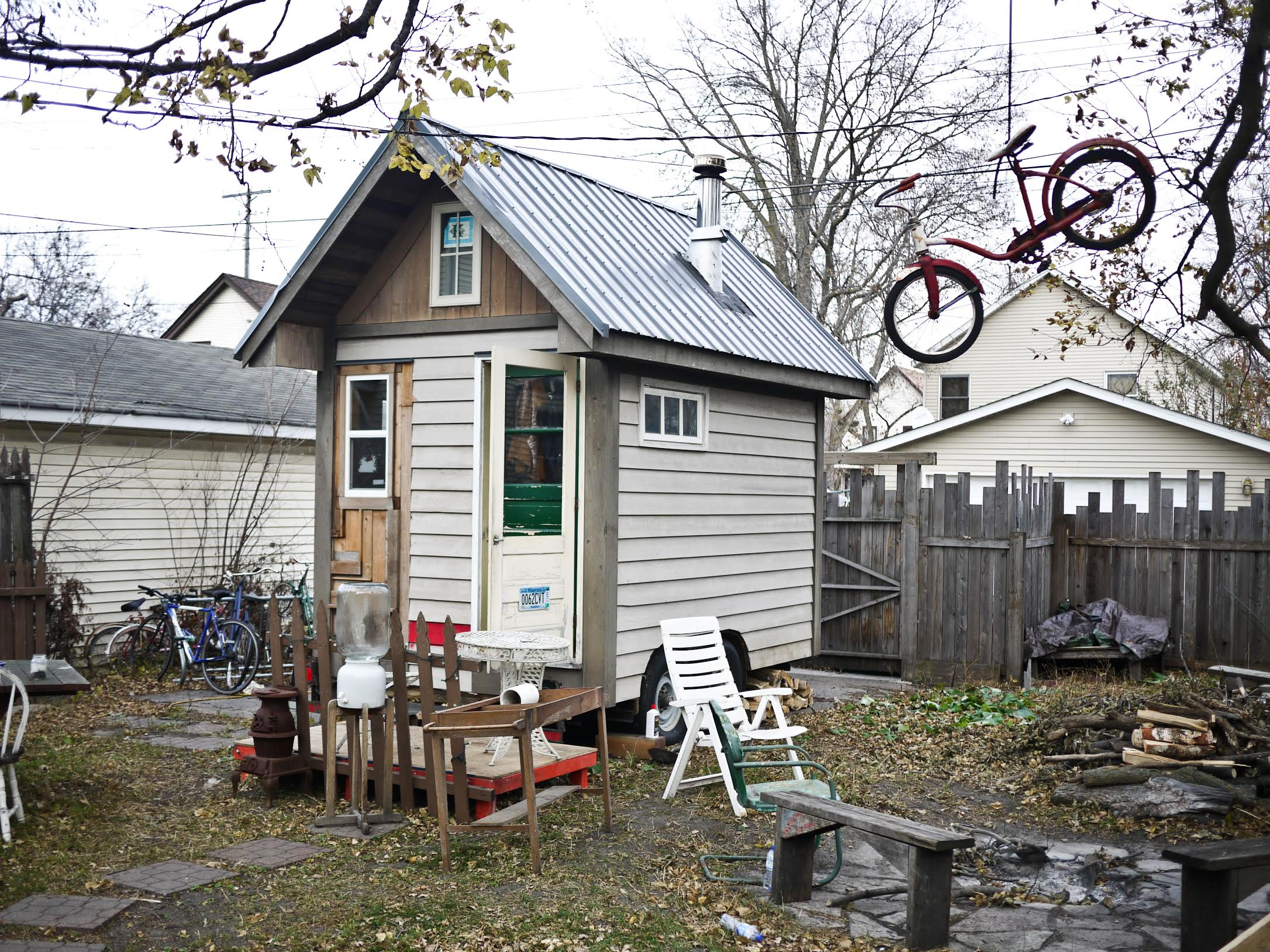 Urban Sweat Lodge: Sauna Culture in Minneapolis