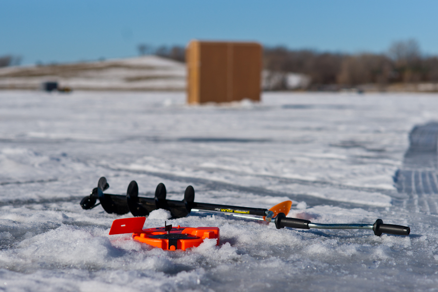 Ice Fishing Guide