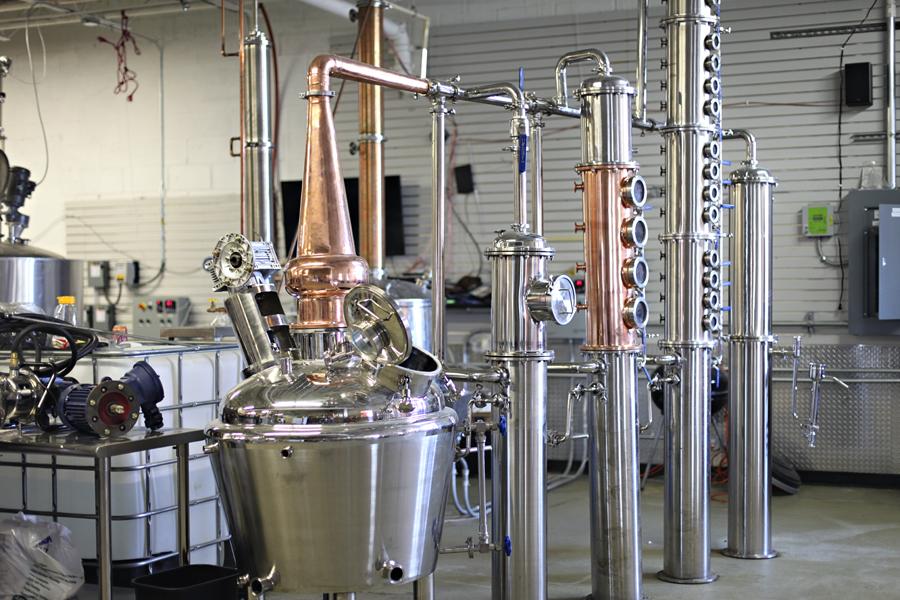 List of Midwest Distilleries
