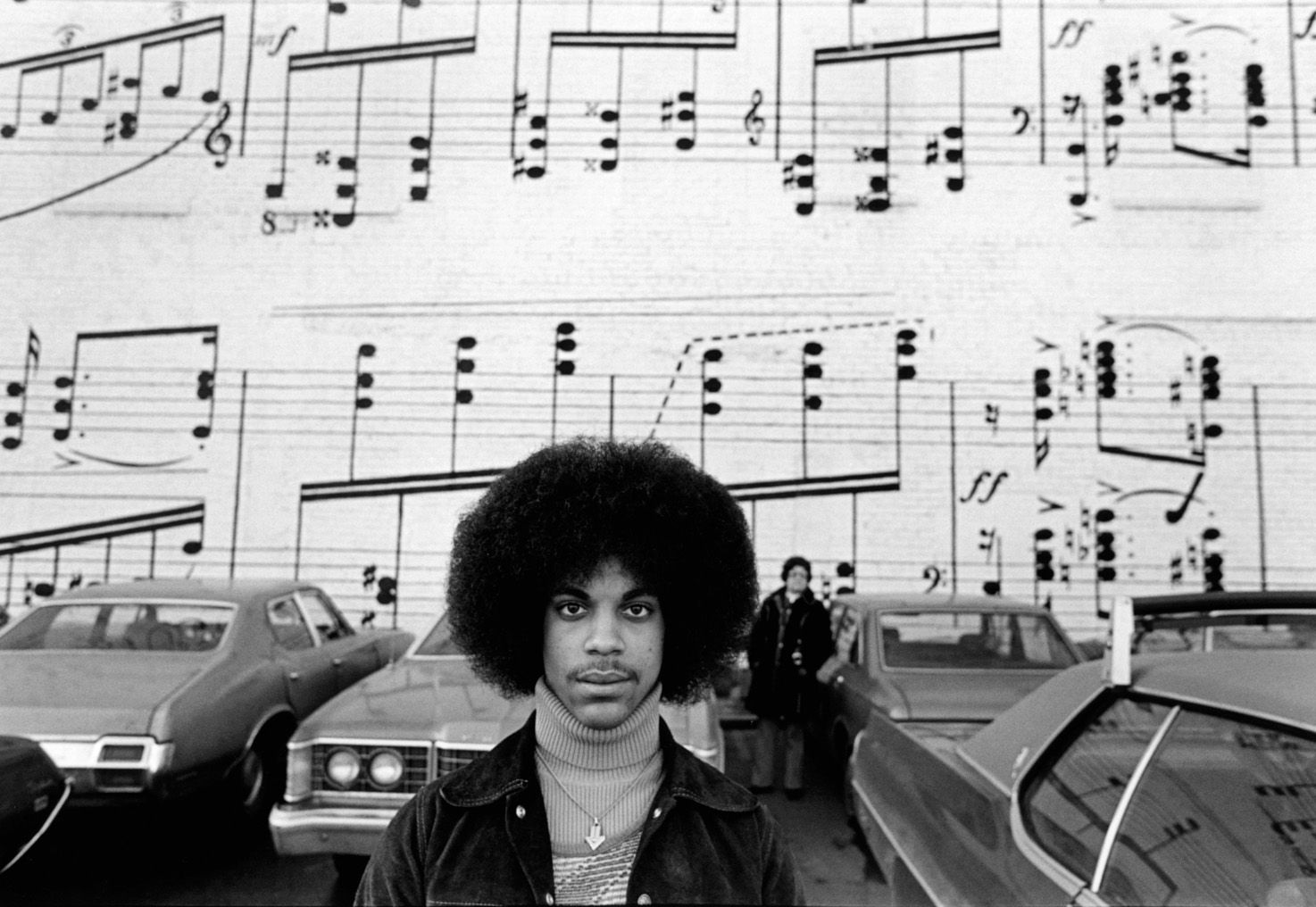 Prince, Music Sheet   (1978) | by Robert Whitman