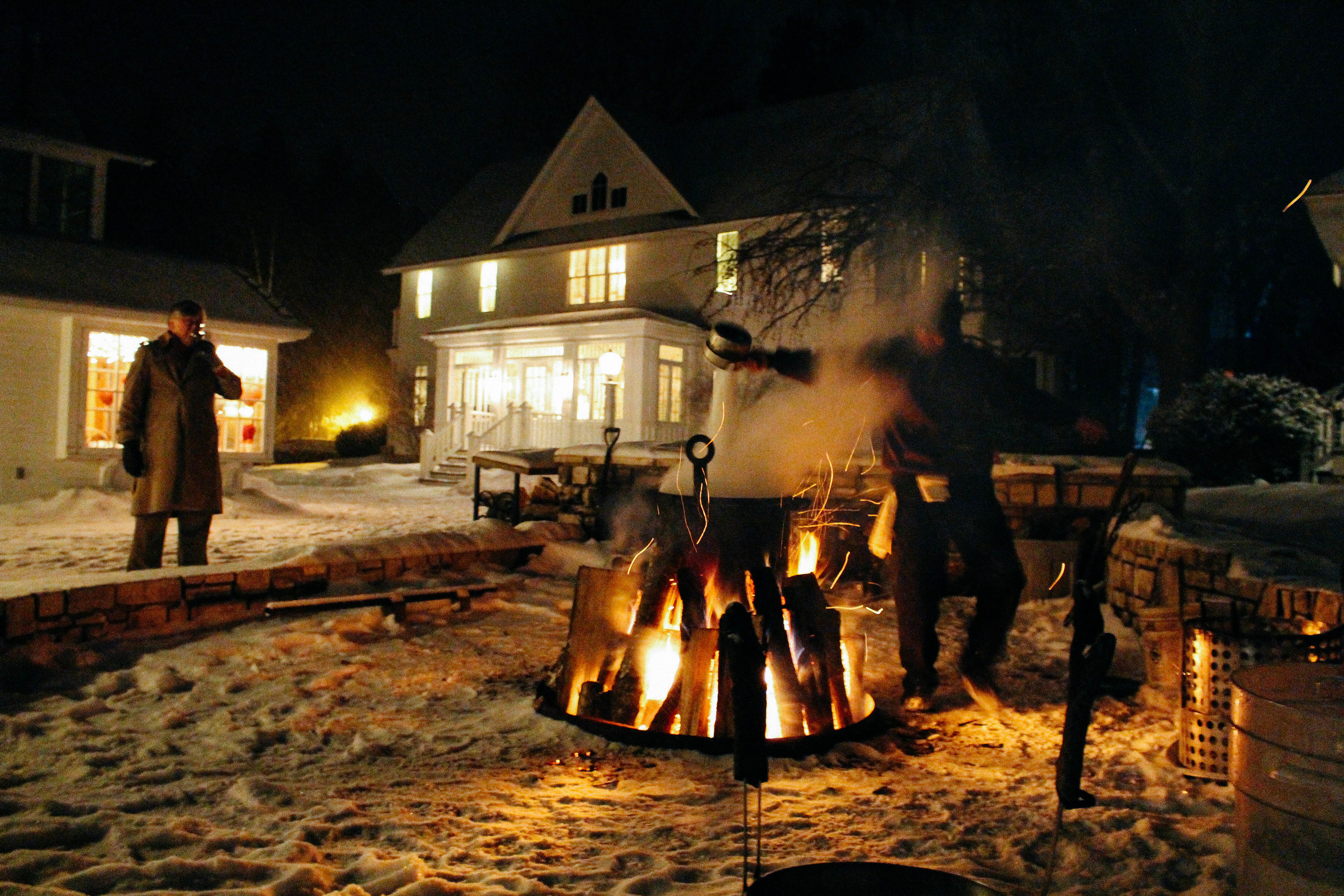 A Door County Fish Boil by The Midwestival