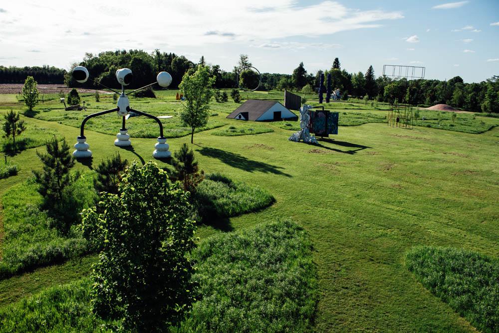 Road Trip: Franconia Sculpture Park via The Midwestival