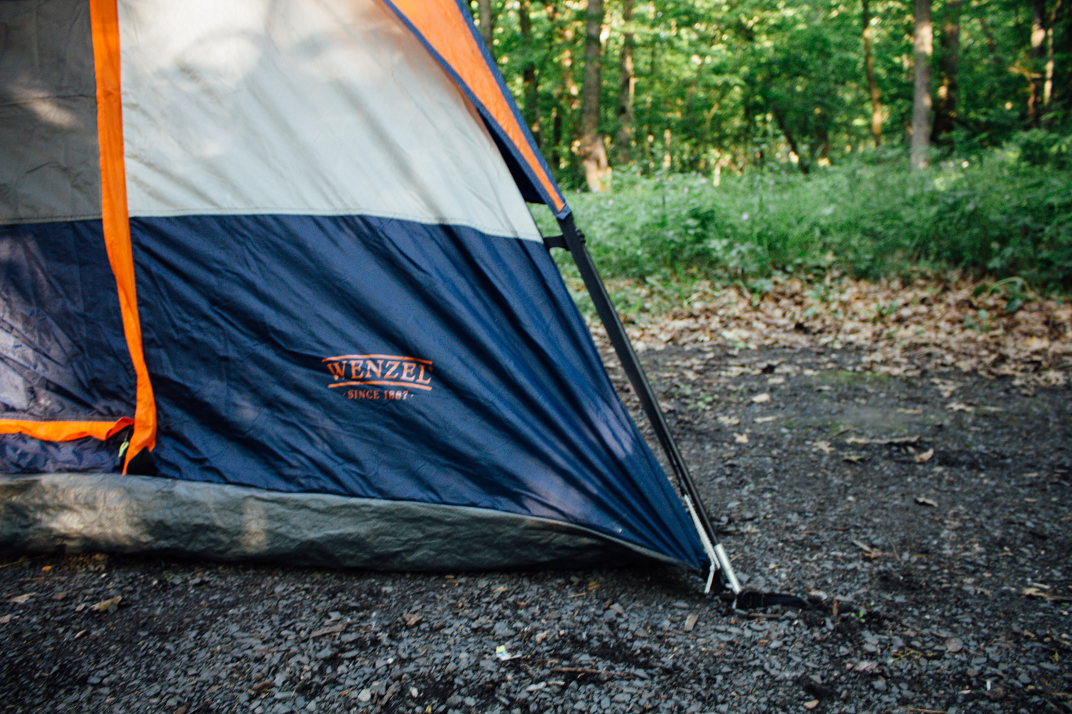 The Indoorsy Person's Guide to Camping: Interstate Park via The Midwestival