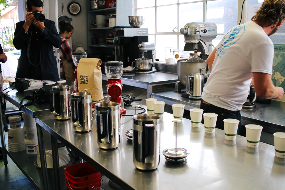 Direct Trade Coffee Club (Grand Rapids Weekend with Michigan House via @themidwestival)