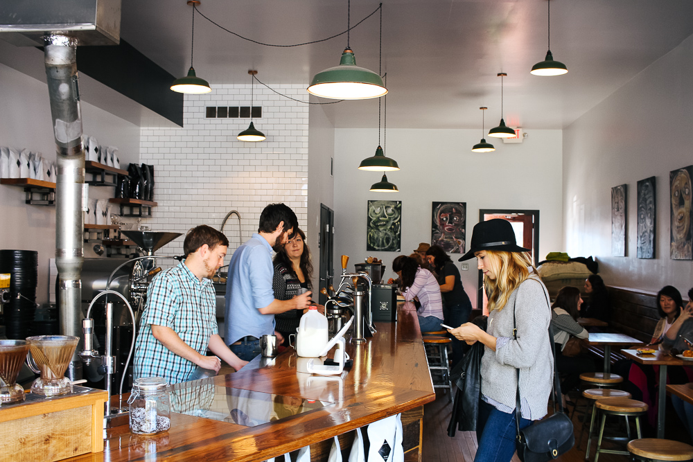 Rowster Coffee (Grand Rapids weekend via @themidwestival)