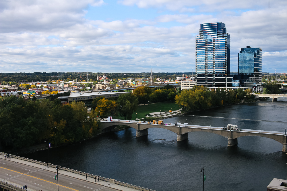 JW Marriott Grand Rapids - Grand Rapids weekend with @themidwestival
