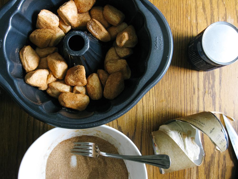 Monkey Bread Recipe via @themidwestival