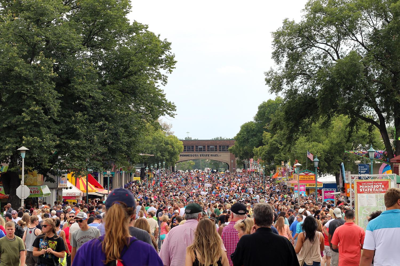 Minnesota State Fair 2016 via The Midwestival