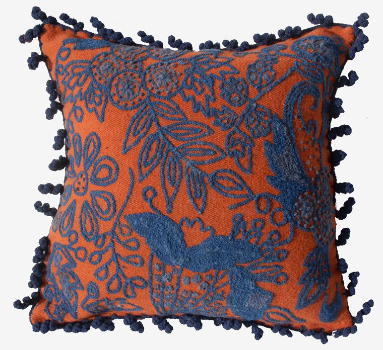 Culture Cloth Pillow