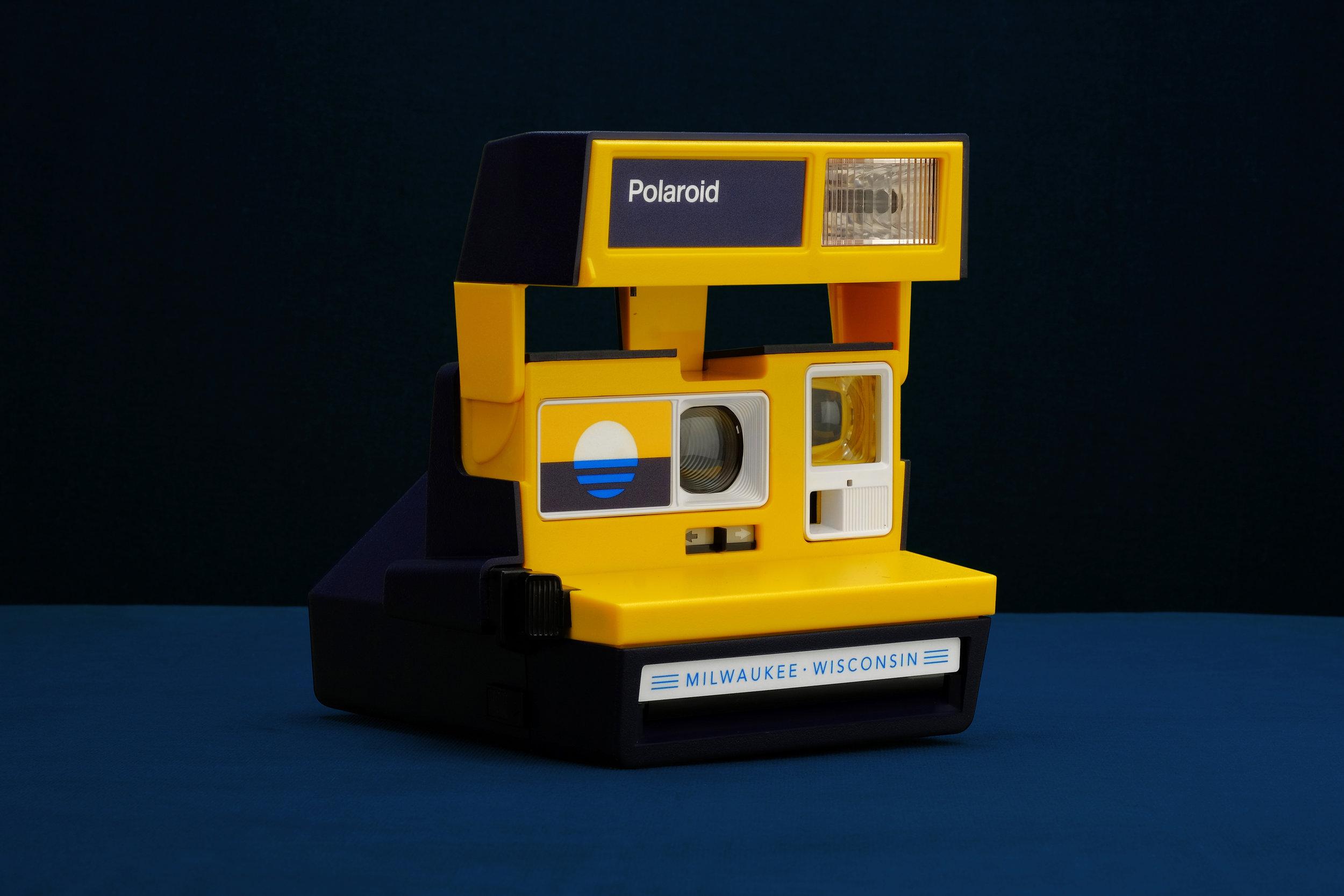 Milwaukee Camera Polaroid