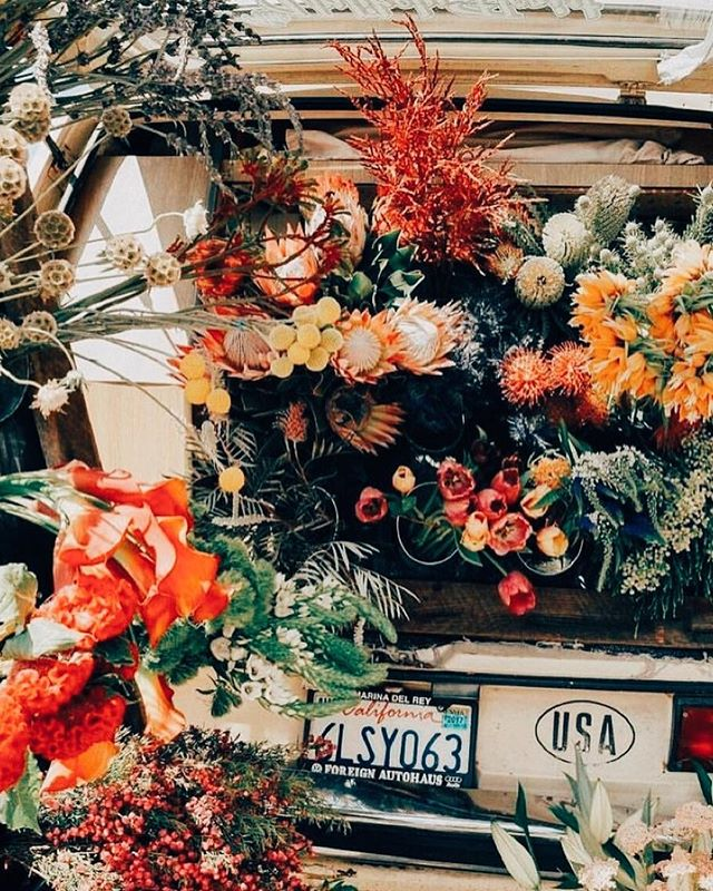 V DAY FLOWER ORDERS!! @po.mkt  All our flower dreams are coming true ✌🏼We're loving all these sweet requests coming in to make your person's day special.  It's so fun talking about which arrangement feels the most like the one you love. Tomorrow is the last day to pre-order florals from POMKT.  Email julie@pomkt to get creative this Valentines Day. We just made our final selections in blooms are we are SO stoked. ❤️ A little about our Valentines Day flowers: Here at POMKT, everything is an art project. Julie is putting her set design skills to work and creating gorgeous, fabulous and just plain rad bouquets for your boo!  And it's all about MOOD. 🙌🏼 Select which image FEELS most like your love, and we're going to create the most baller flower arrangement ever so you come off like a genius. LIMITED QUANTITIES, SO WE'RE TAKING PRE-ORDERS NOW. 🙌🏼 Swipe for options:  1. MODERN, SWEET, CHIC AND VERY PUT TOGETHER  2. ALL THE ROSES ALL DAY. BUT YOU KNOW, ONLY THE SUPER COOL ROSES IN THE PERFECT COLOR WAYS  3. CLASSIC, PRETTY, WILD AND SWEET  4. SHE CRAY AND VERY, VERY BEAUTIFUL  5. I'M HERE FOR EVERY WILD FLOWER THERE IS. MAKE IT WILD  6. IN MY OTHER LIFE, I'M A FASHION STYLIST, AND I'M ALSO SUPER ROMANTIC  Email julie@pomkt.com to get your arrangement started!