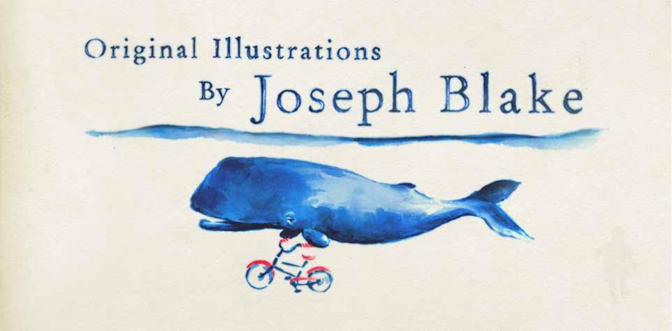 Original Illustrations by Joseph Blake