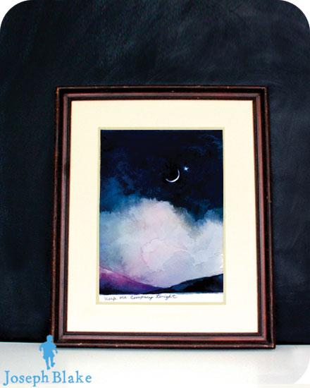 2 am by Joseph Blake (framed)
