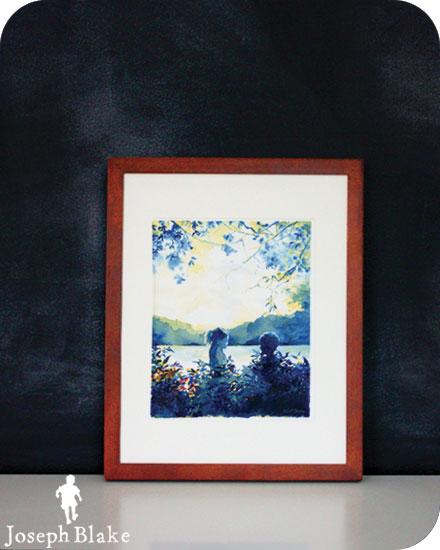 Shadow & Statue (framed)