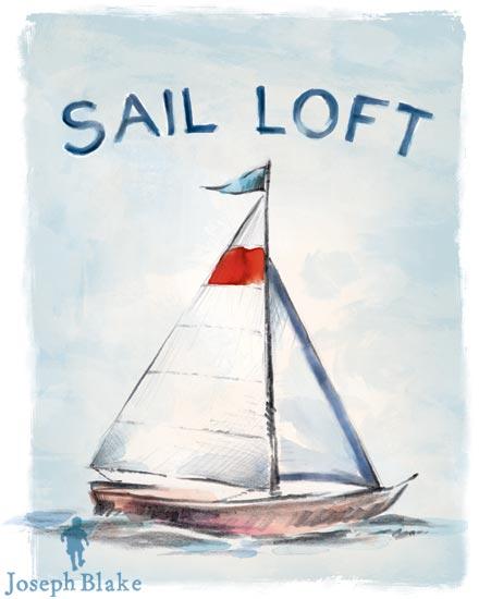 Sail Loft by Joseph Blake