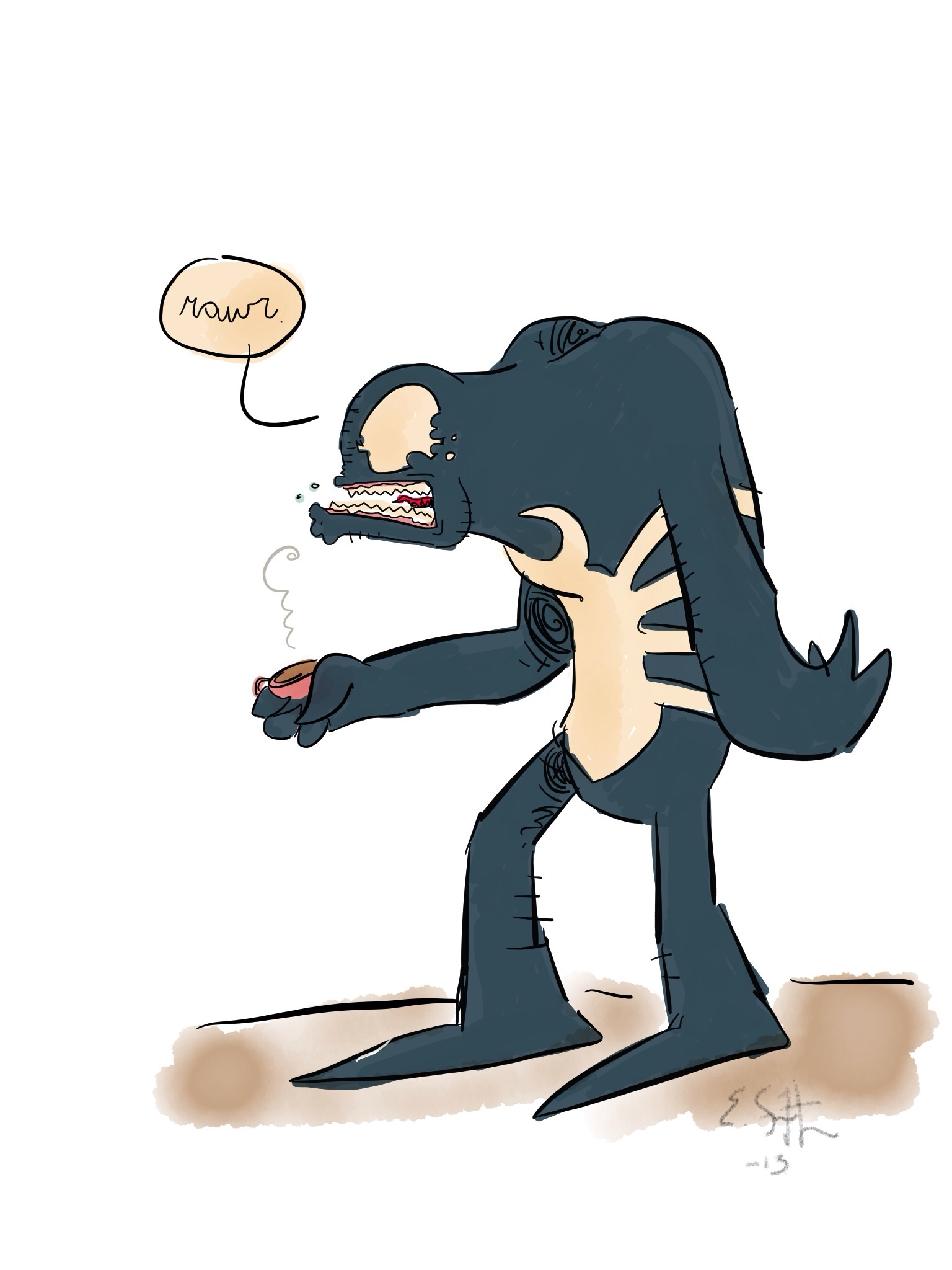 Venom with Tea