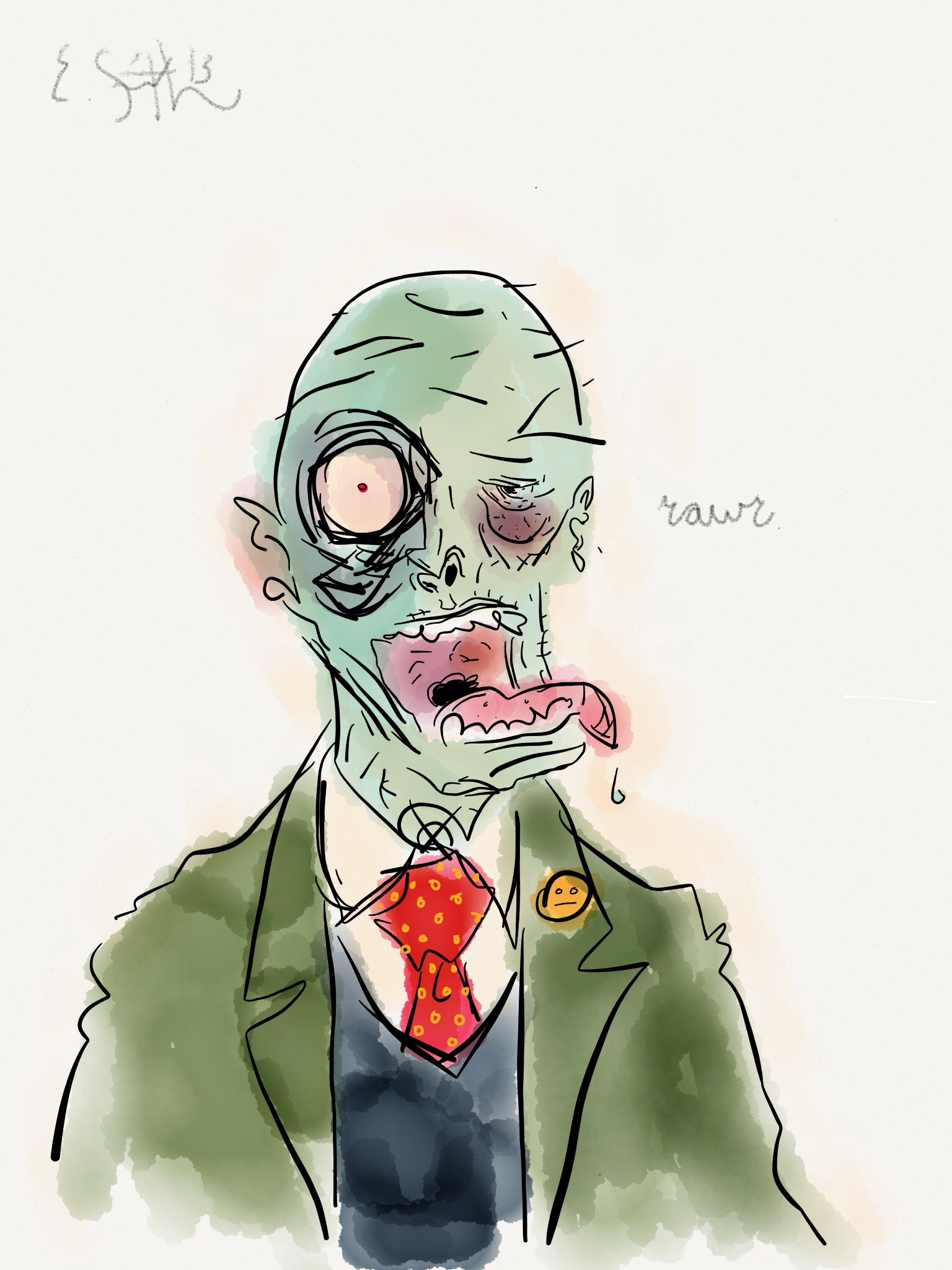 Friendly Zombie