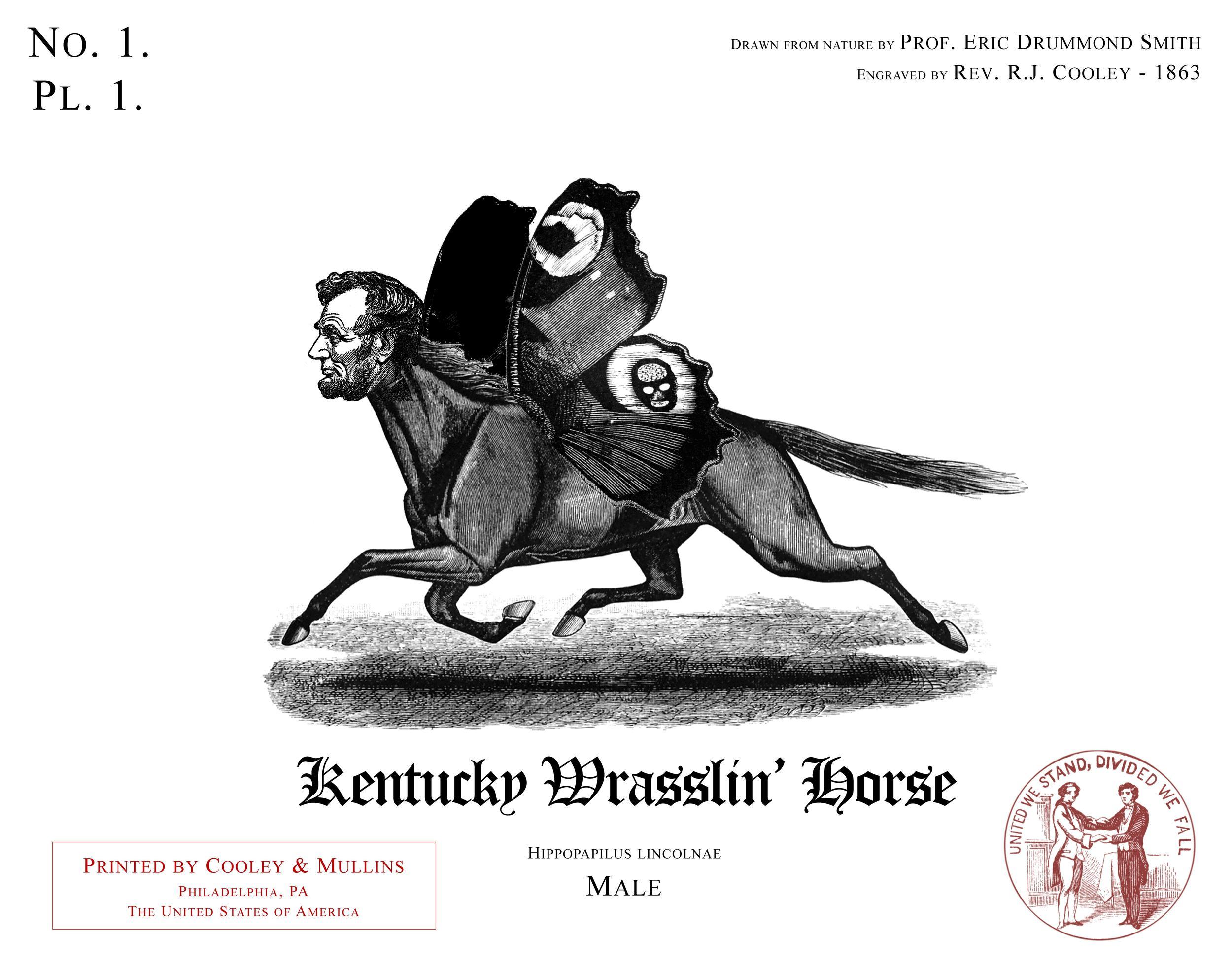 The Kentucky Wrasslin' Horse