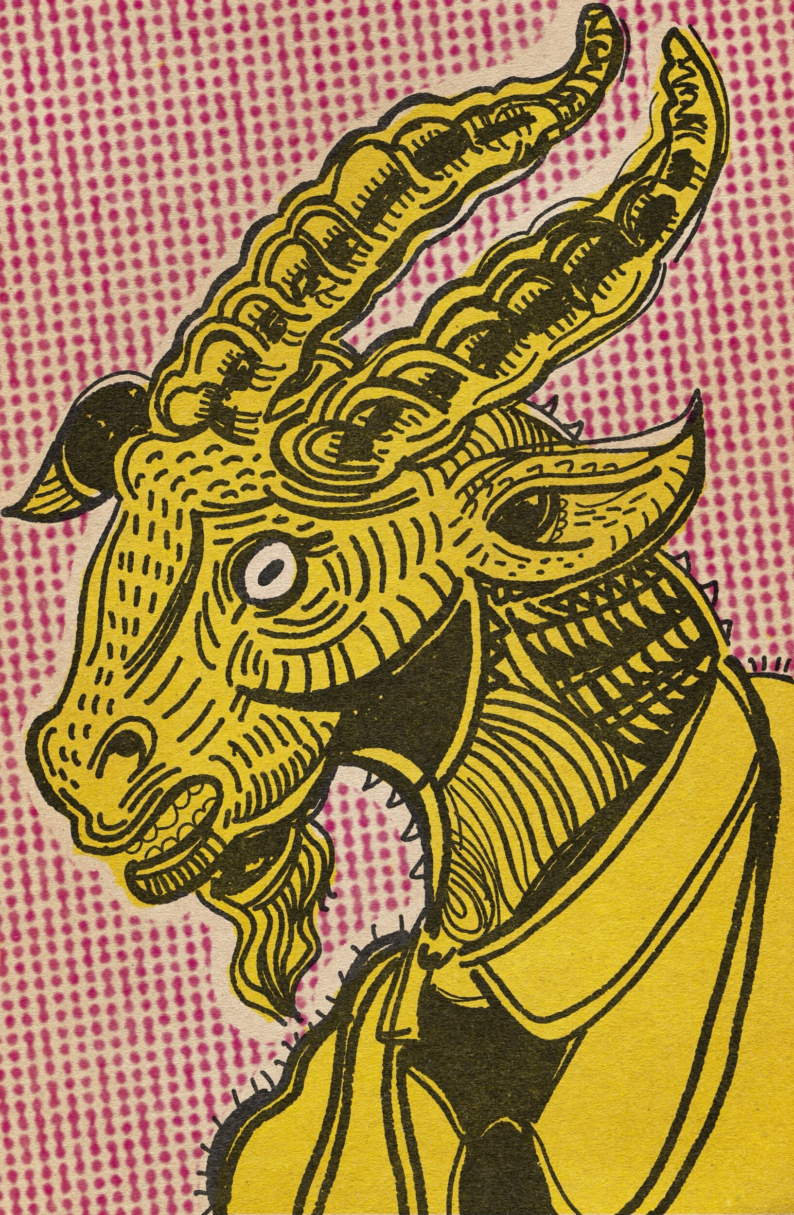 Yellow Goat