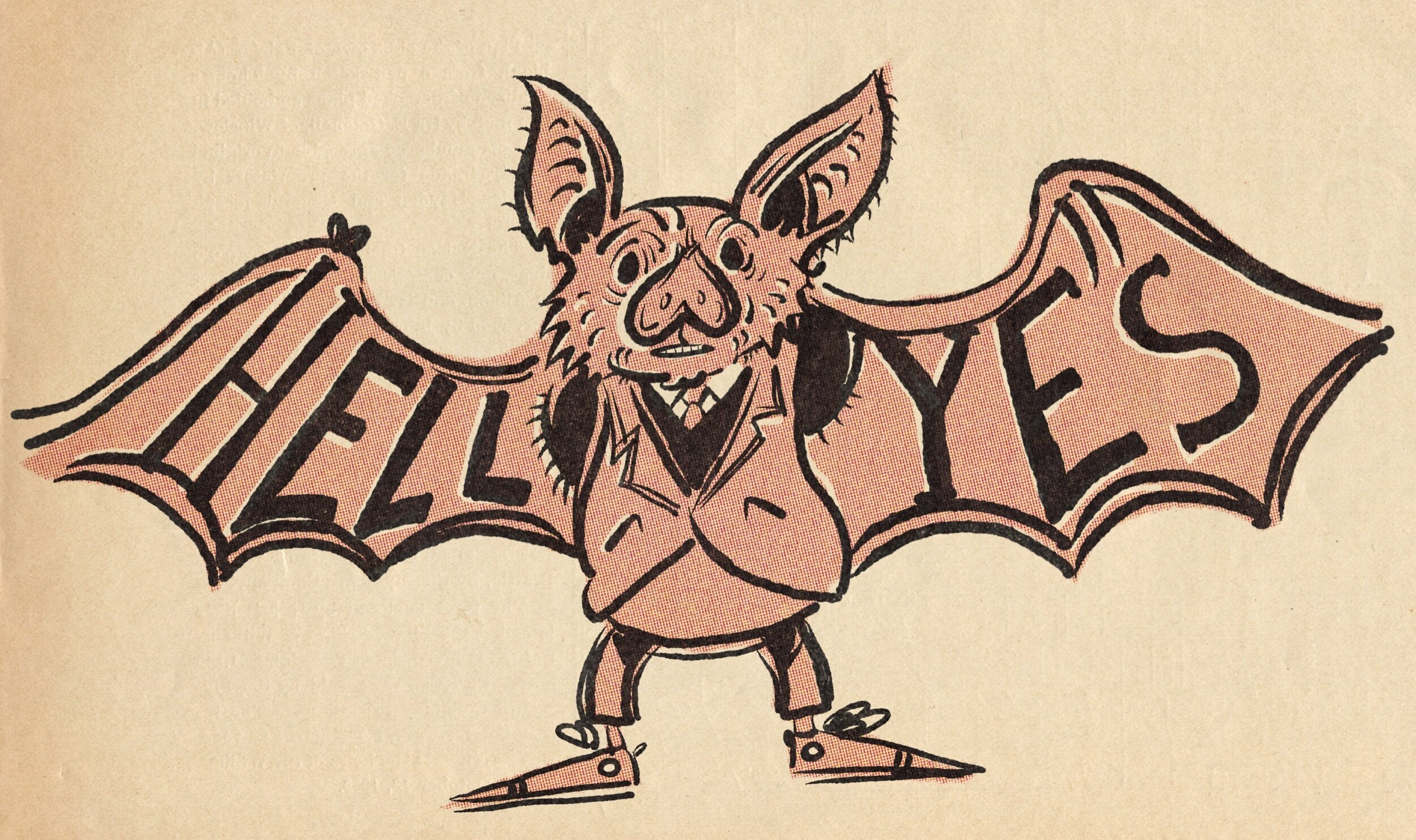 Hell Yes Bat