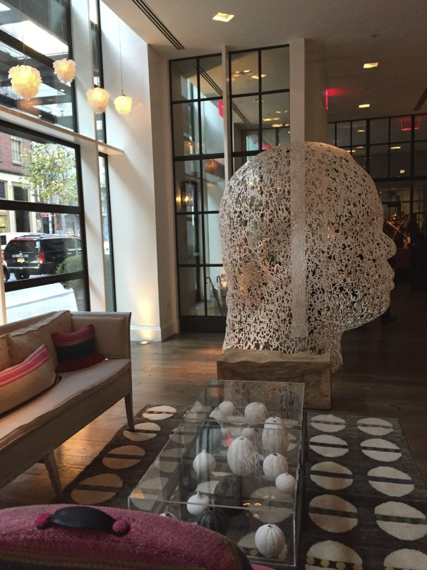 Denise Alevy Travel Agent - Crosby Street Hotel