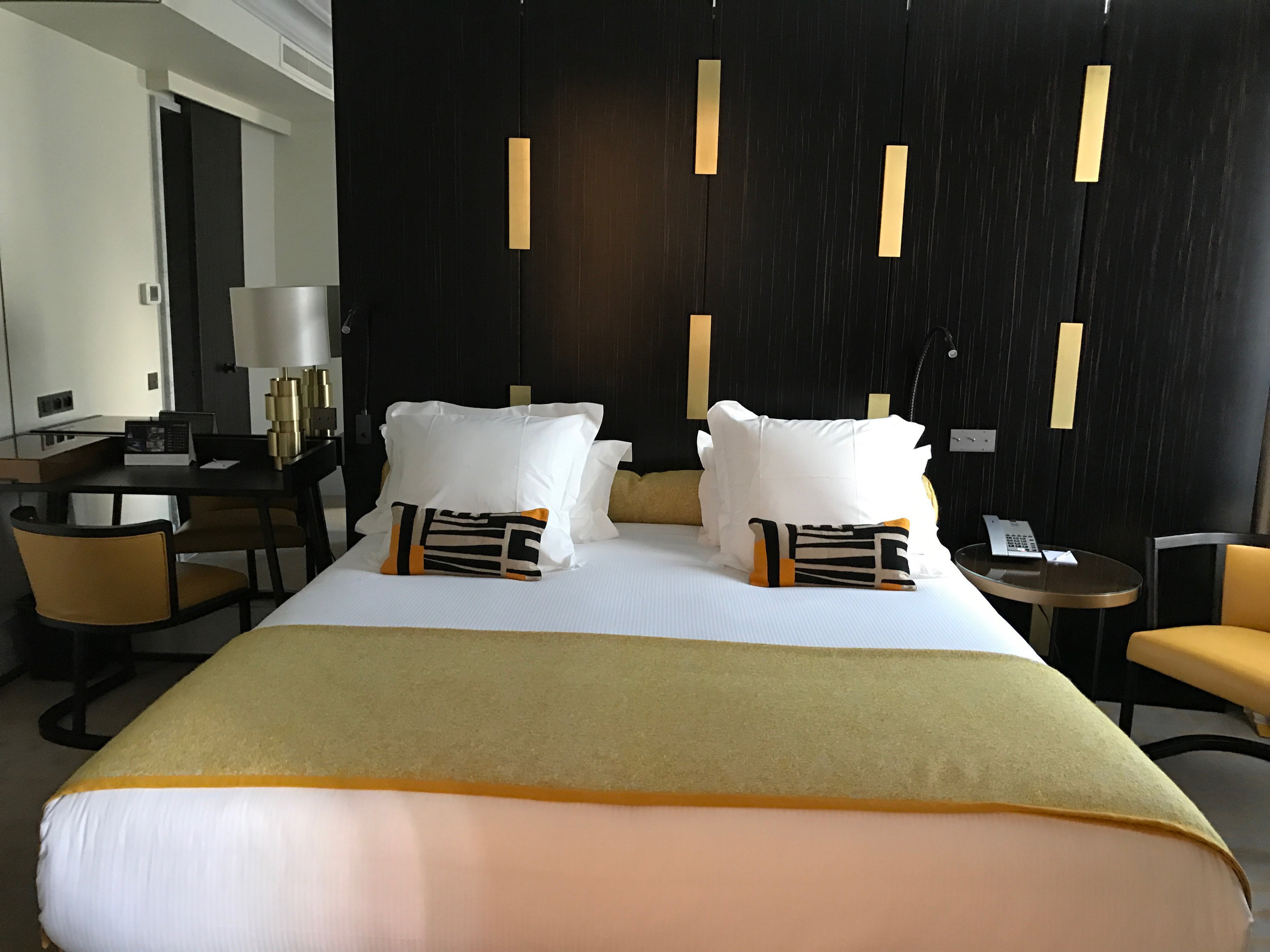 Stylish rooms and suites