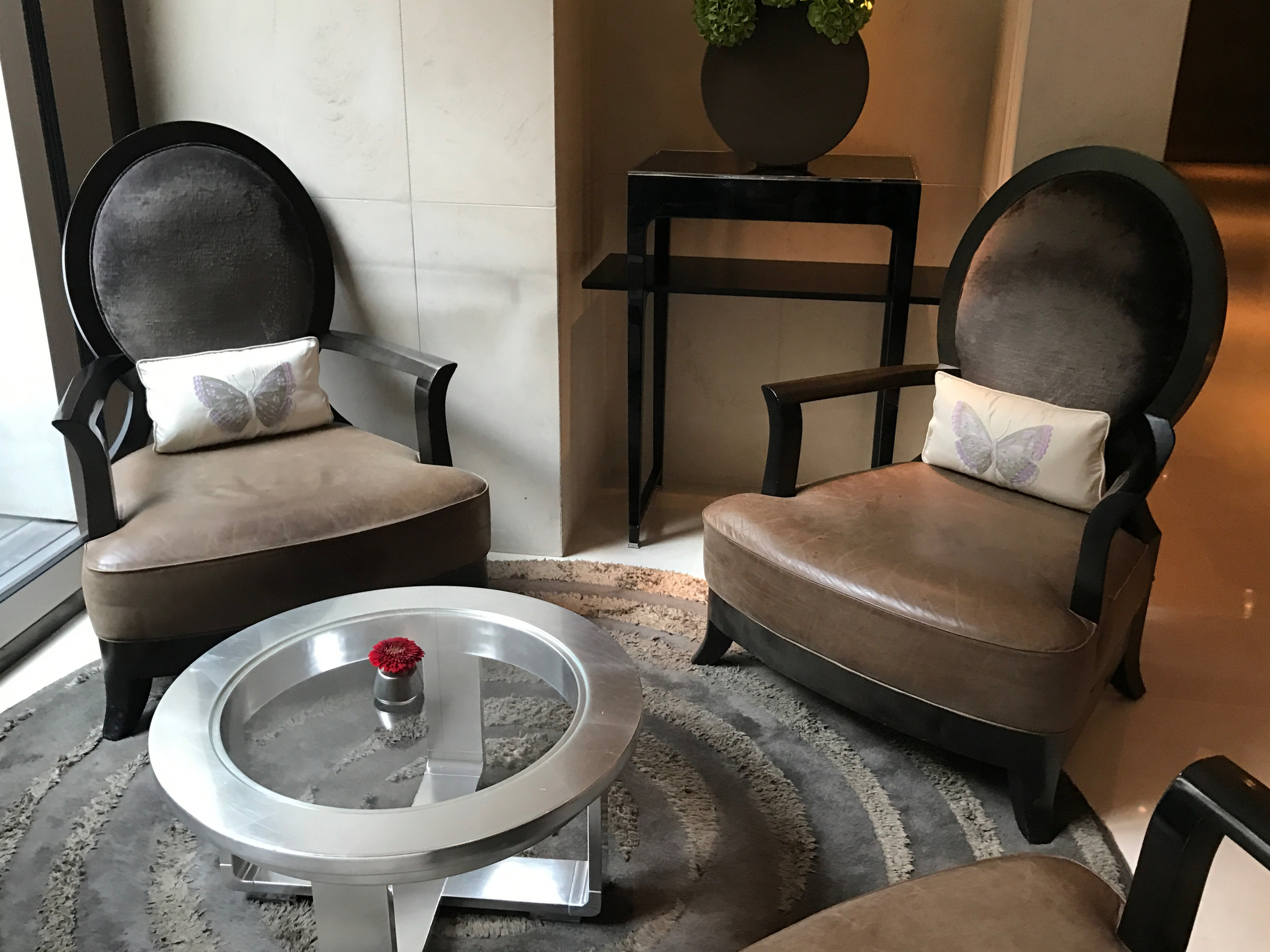 Relax in luxurious surroundings