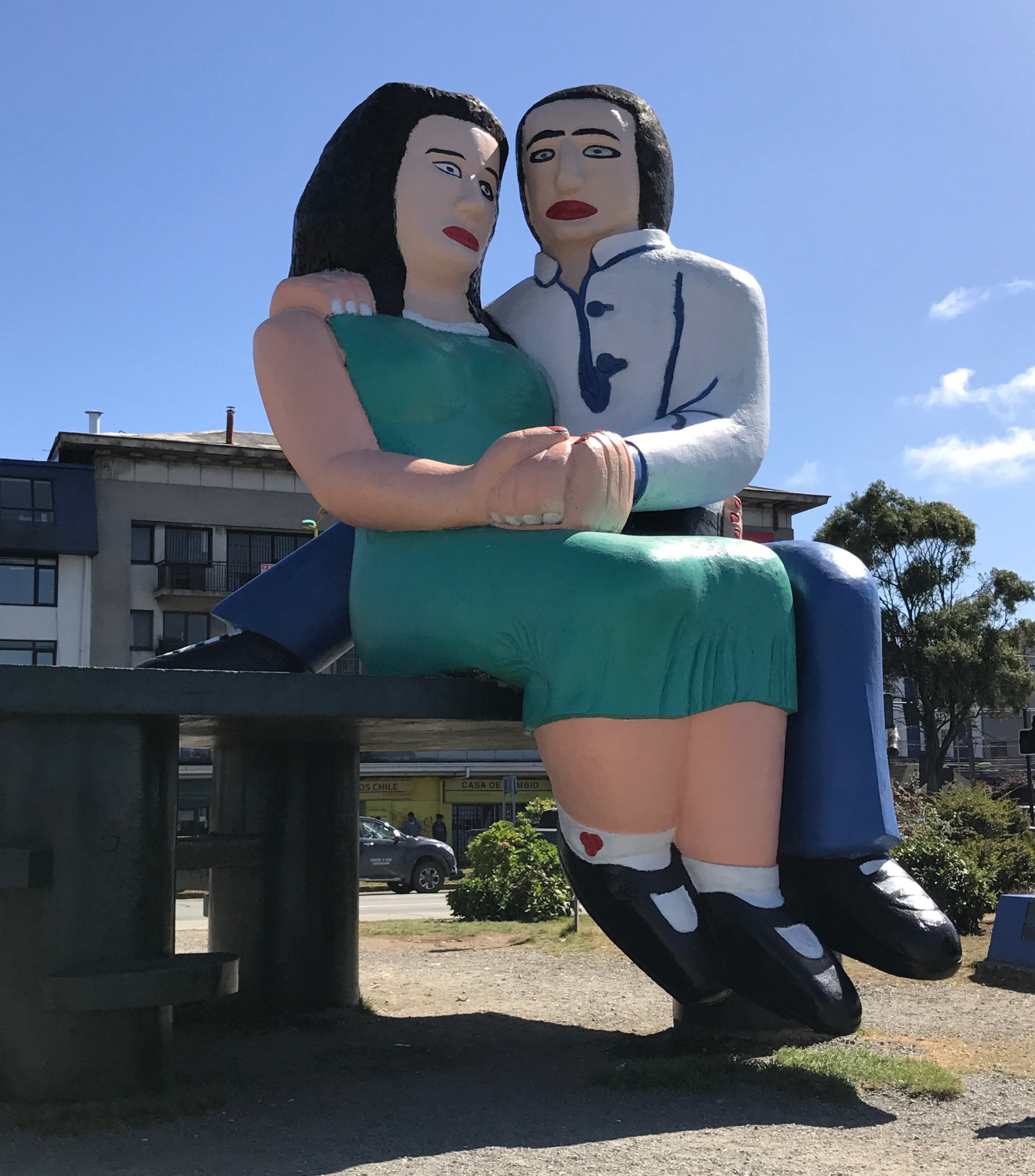 THE TWO LOVERS - Puerto Montt, Chile