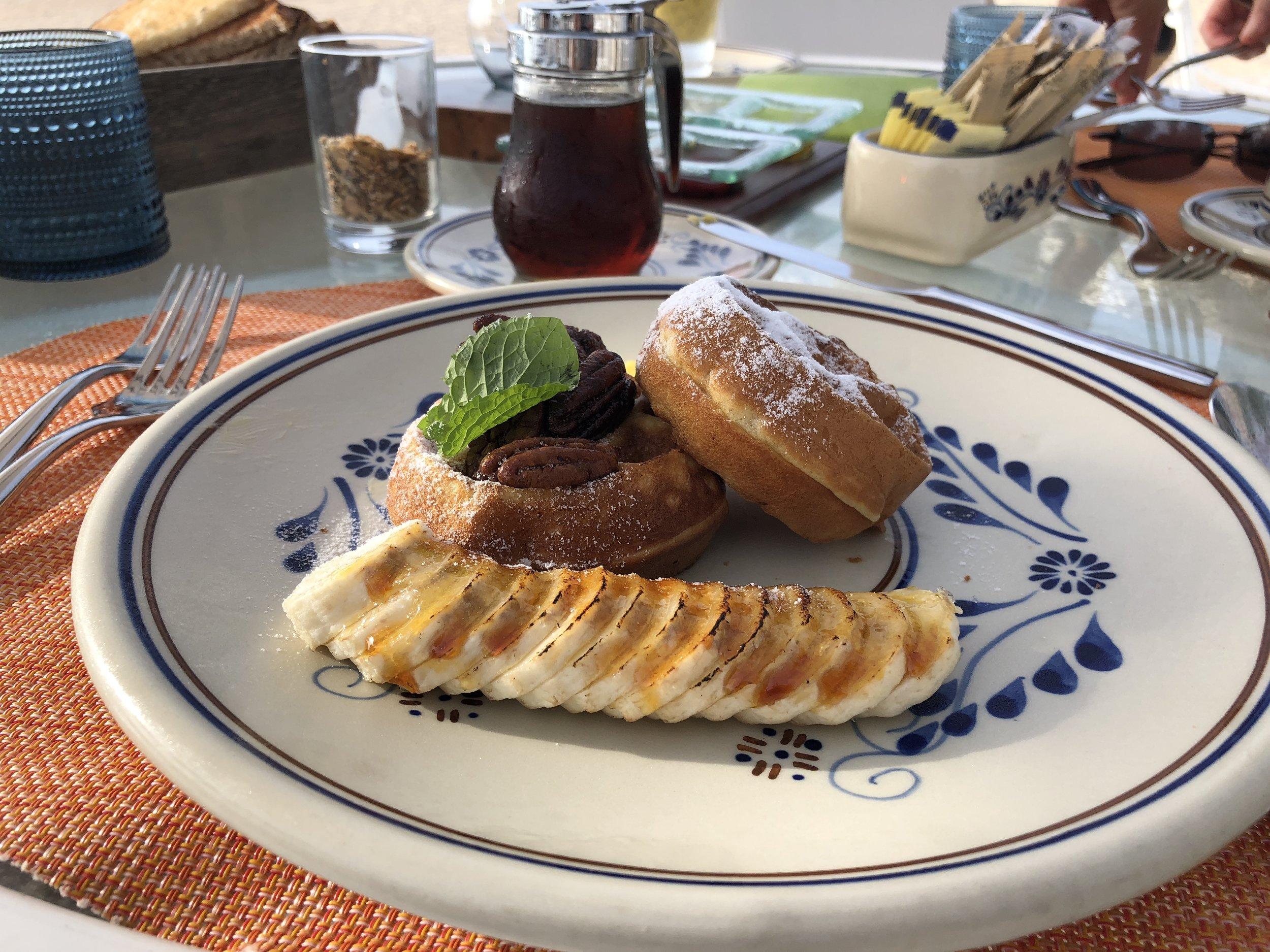 Belmond Bellini Club guests enjoy free breakfast
