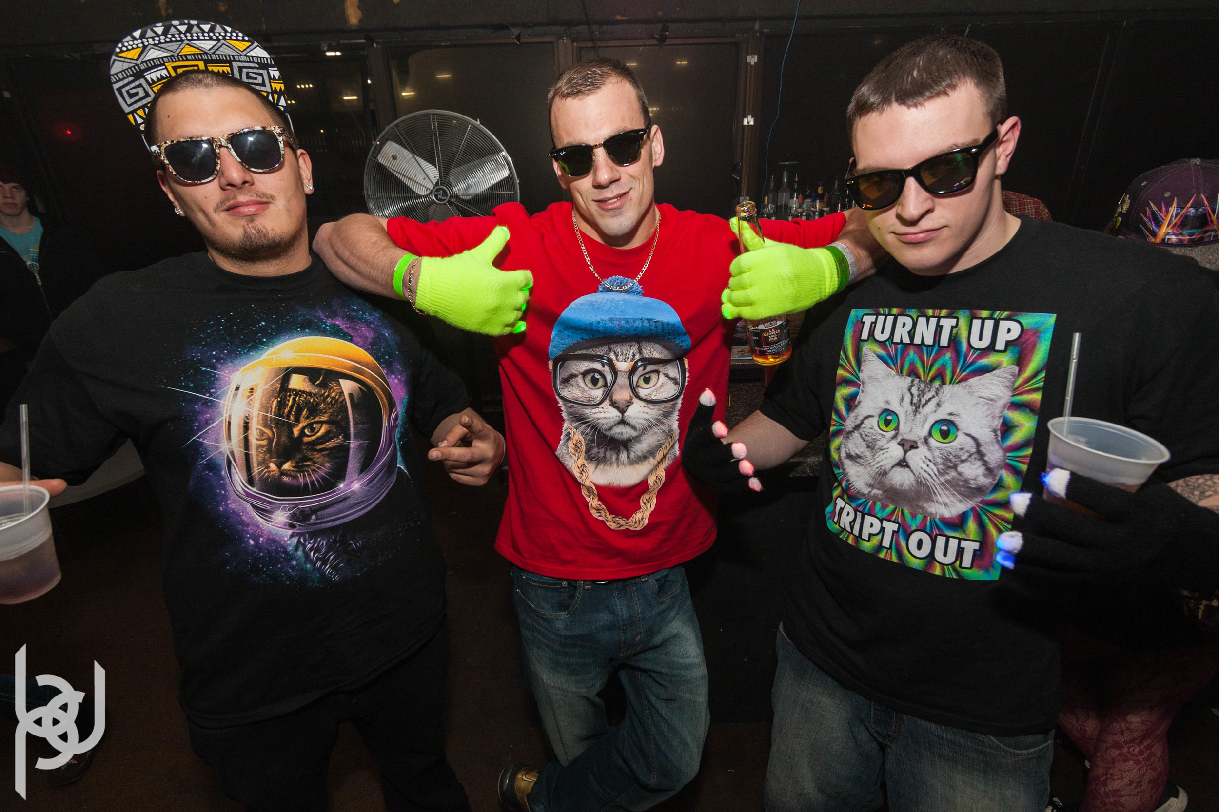 DOWNLINK, DIESELBOY, AJAPAI, MANTIS at The Loft 031414 BDP-18.jpg
