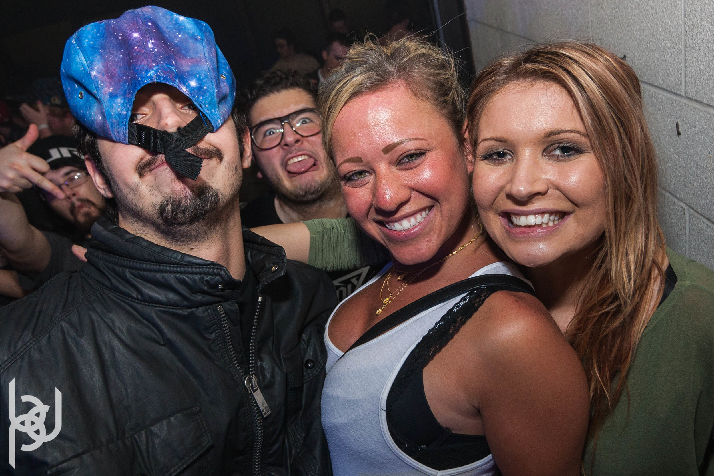 DOWNLINK, DIESELBOY, AJAPAI, MANTIS at The Loft 031414 BDP-55.jpg