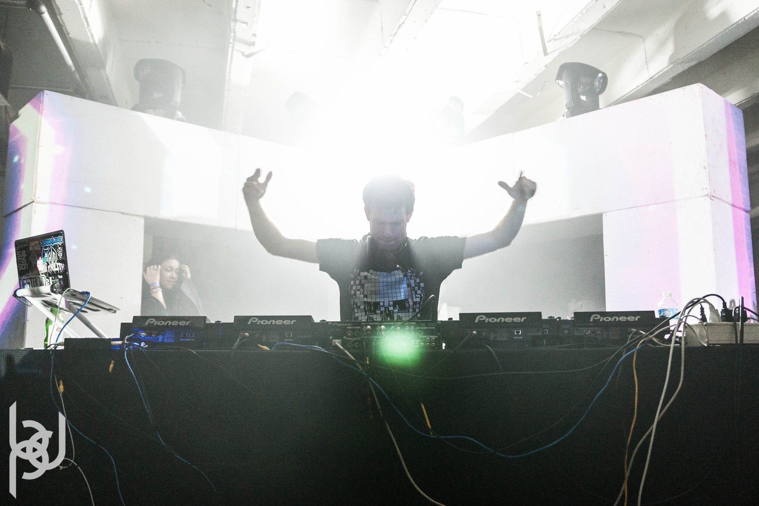 DOWNLINK, DIESELBOY, AJAPAI, MANTIS at The Loft 031414 BDP-70.jpg