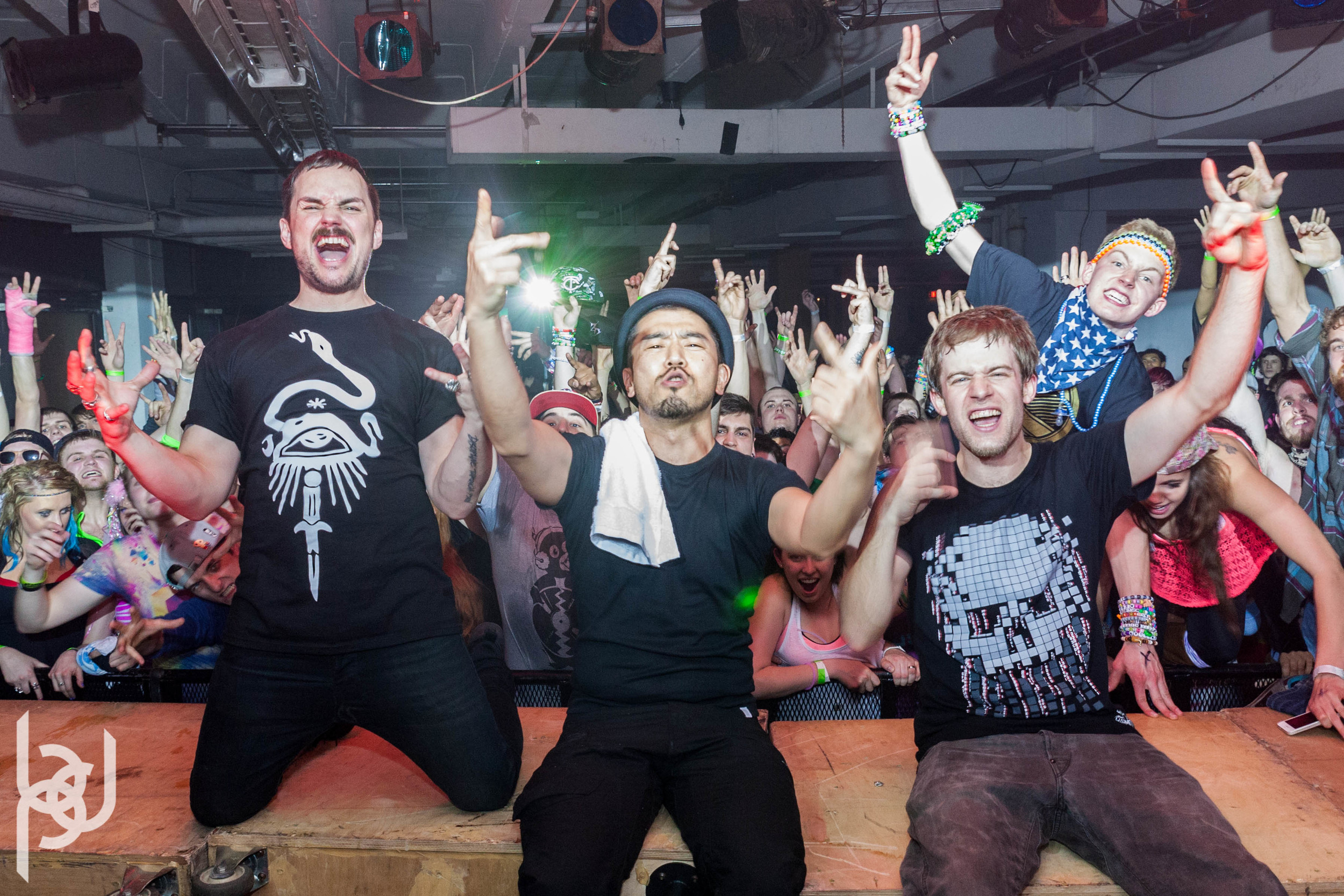 DOWNLINK, DIESELBOY, AJAPAI, MANTIS at The Loft 031414 BDP-79.jpg