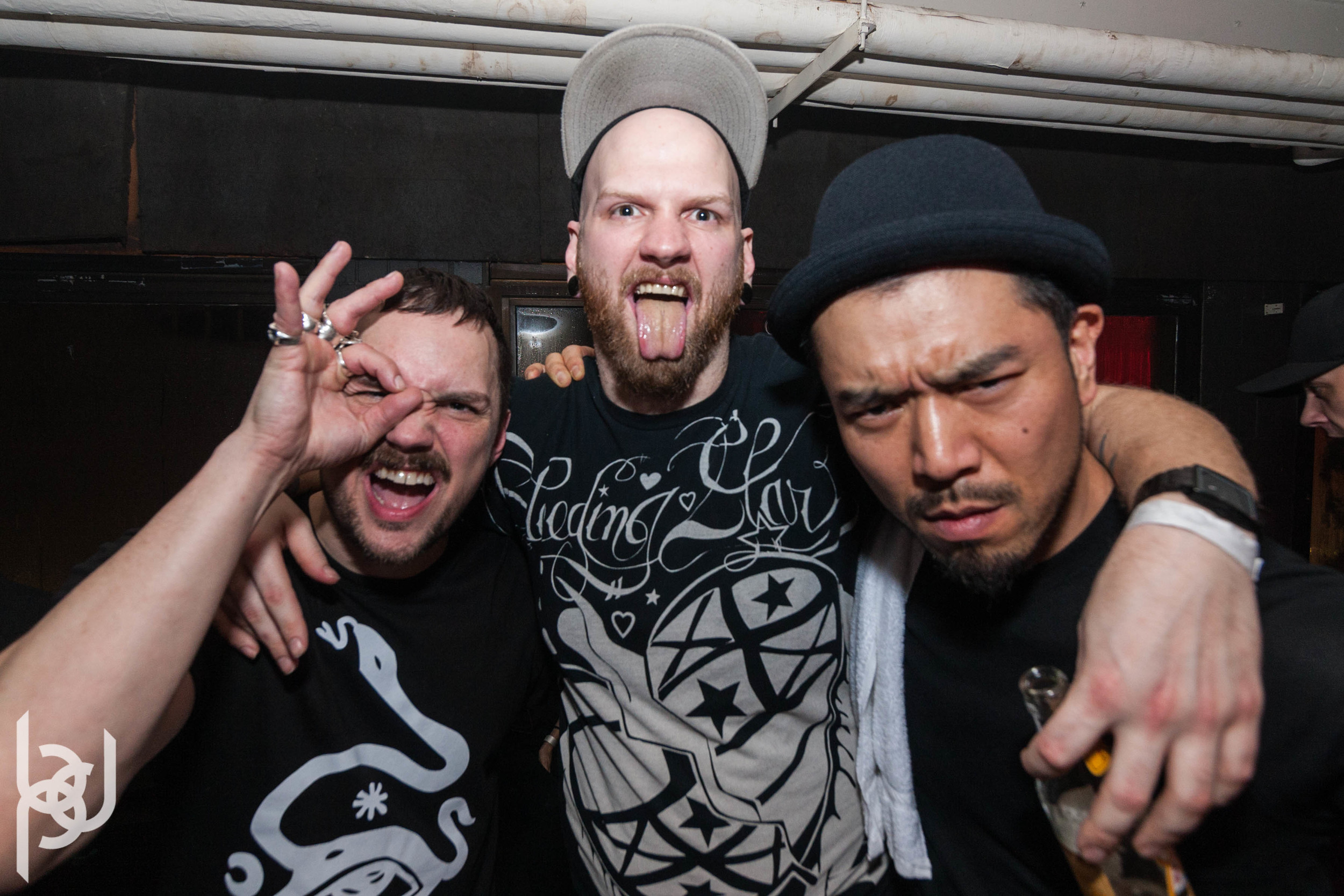 DOWNLINK, DIESELBOY, AJAPAI, MANTIS at The Loft 031414 BDP-80.jpg