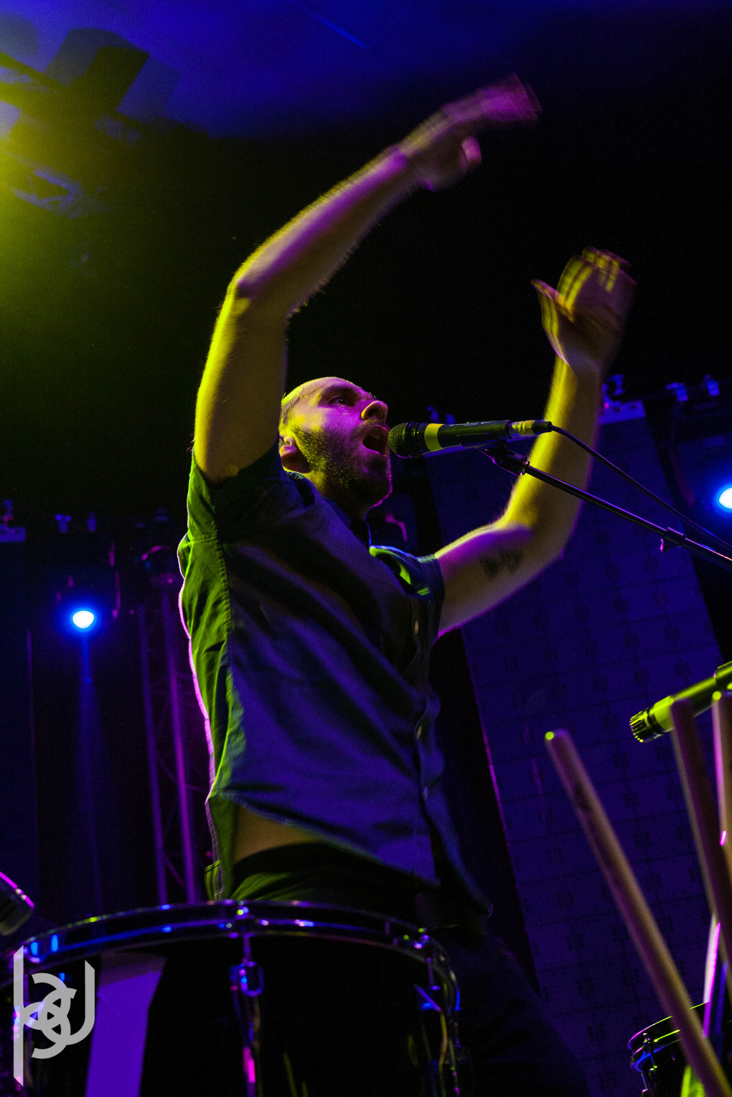 Panic! at the Disco, the Colourist & X Ambassadors at Skyway Theatre 012114 BDP-2.jpg