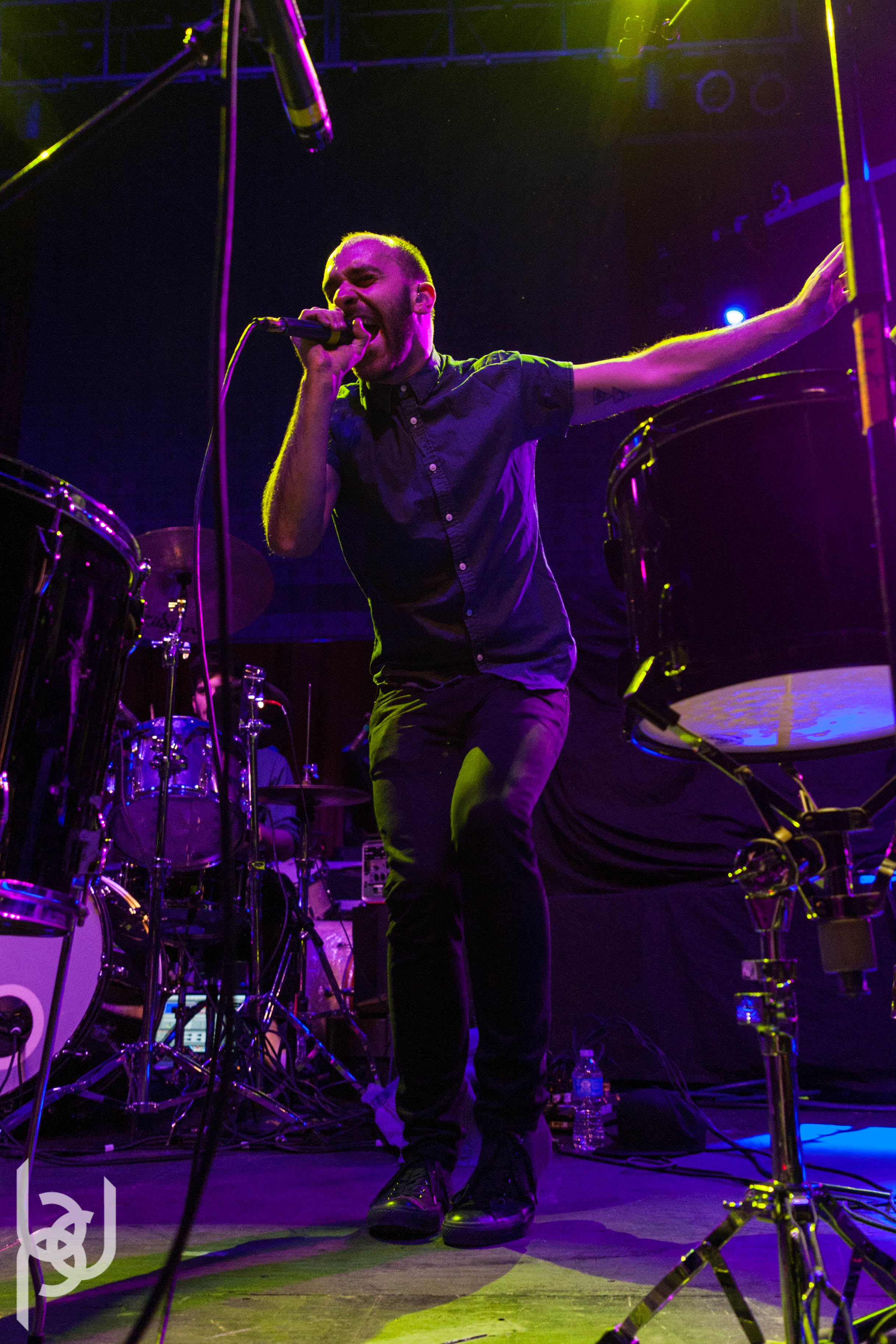 Panic! at the Disco, the Colourist & X Ambassadors at Skyway Theatre 012114 BDP-4.jpg
