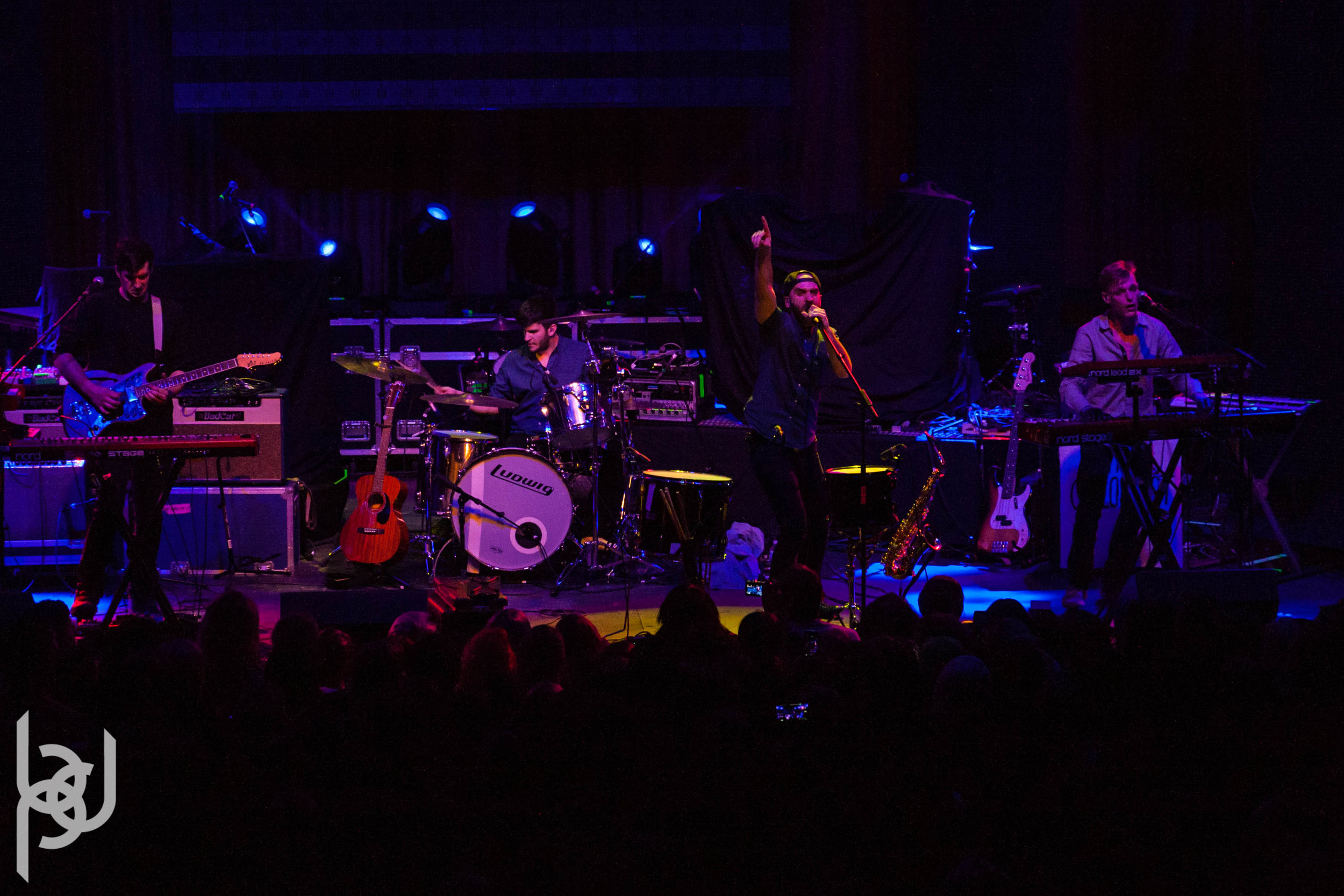 Panic! at the Disco, the Colourist & X Ambassadors at Skyway Theatre 012114 BDP-8.jpg
