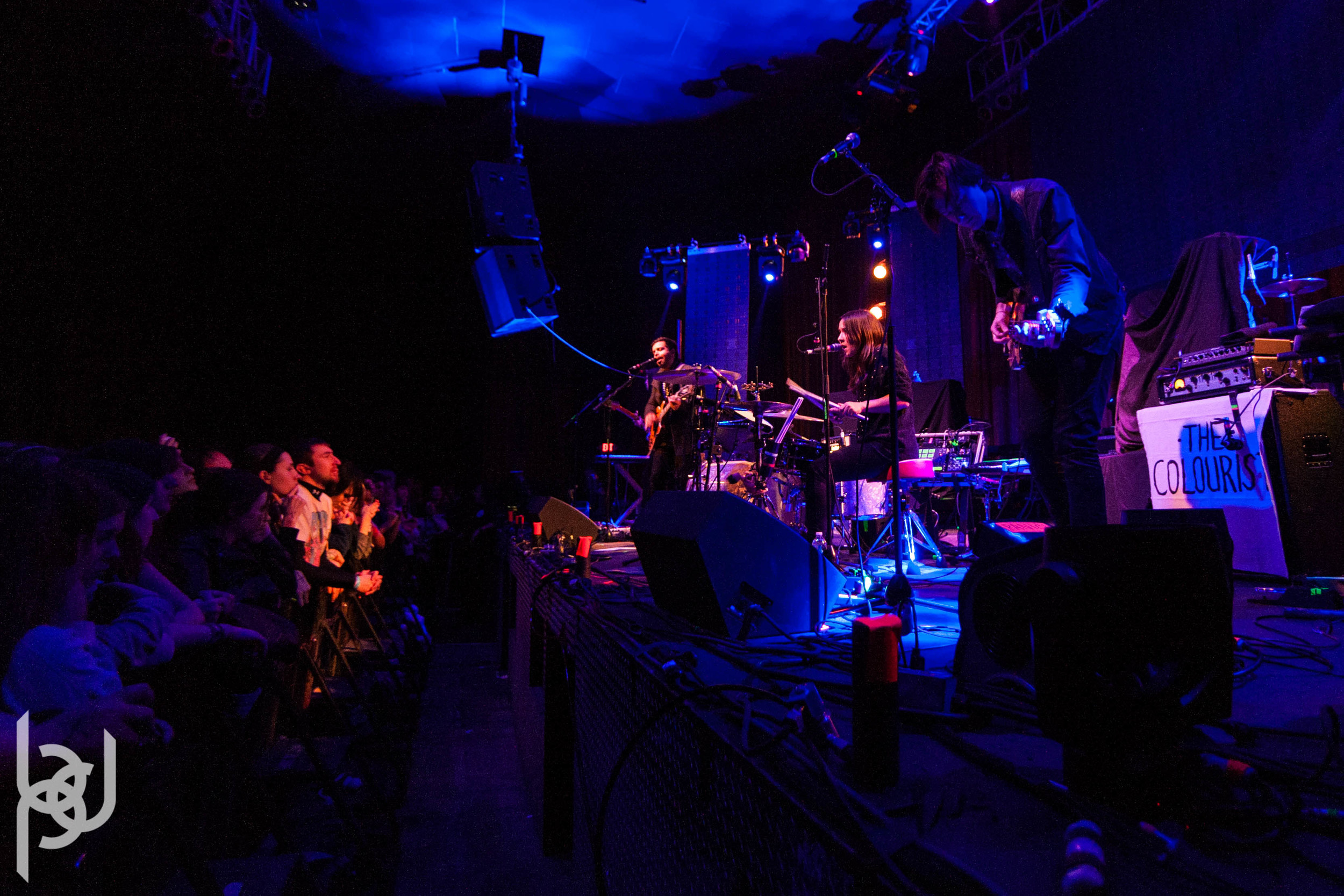 Panic! at the Disco, the Colourist & X Ambassadors at Skyway Theatre 012114 BDP-17.jpg
