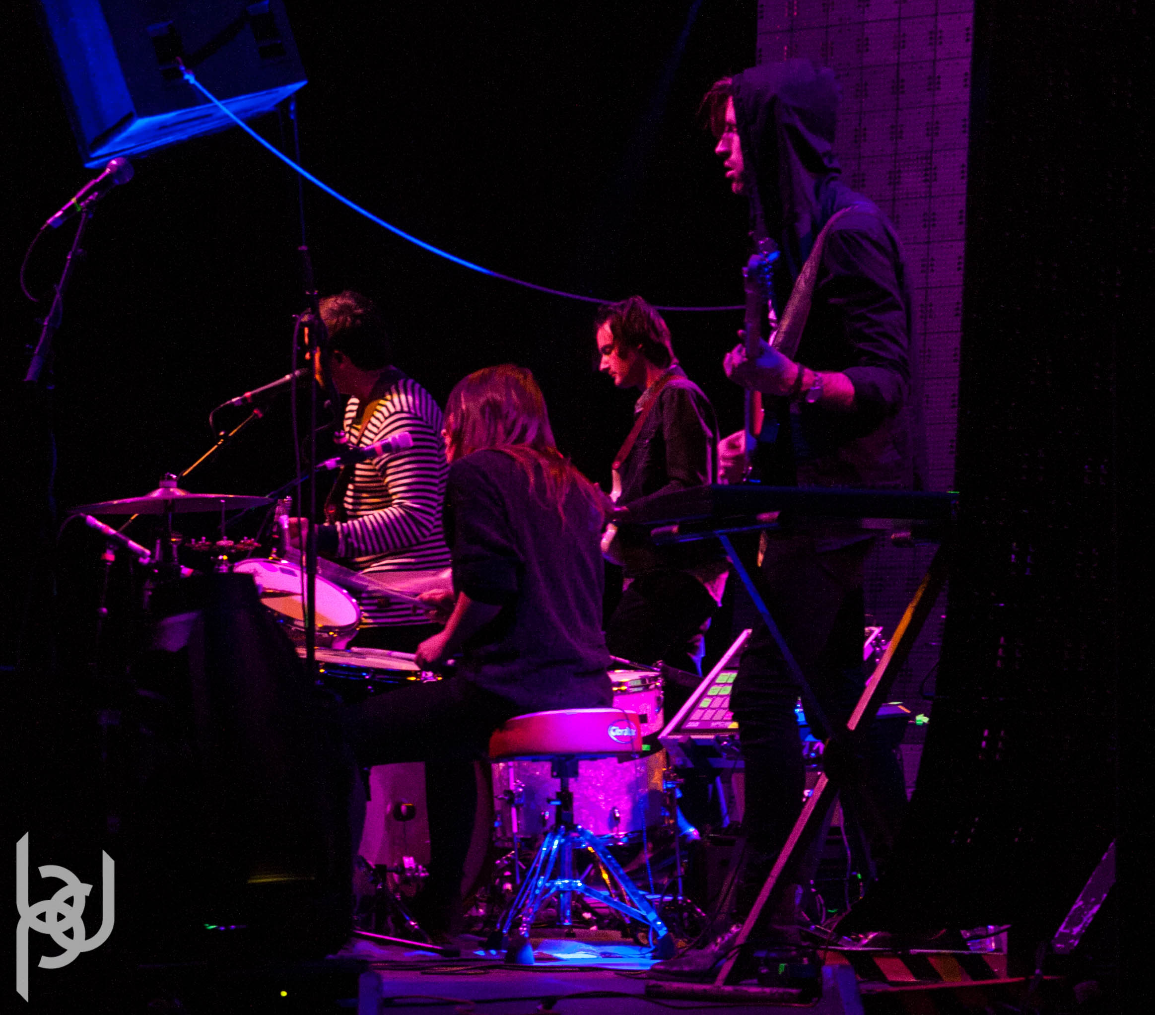 Panic! at the Disco, the Colourist & X Ambassadors at Skyway Theatre 012114 BDP-22.jpg