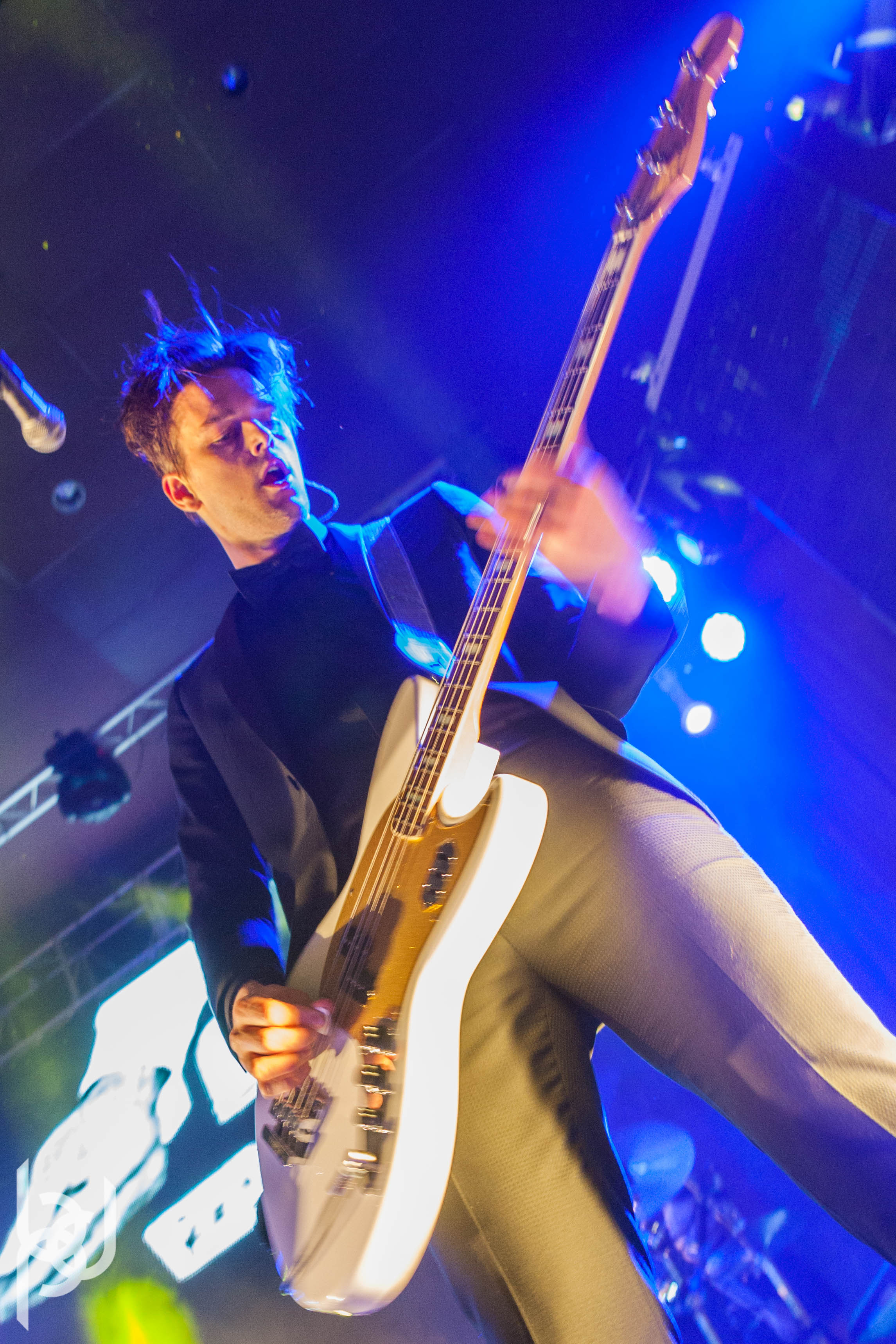 Panic! at the Disco, the Colourist & X Ambassadors at Skyway Theatre 012114 BDP-25.jpg