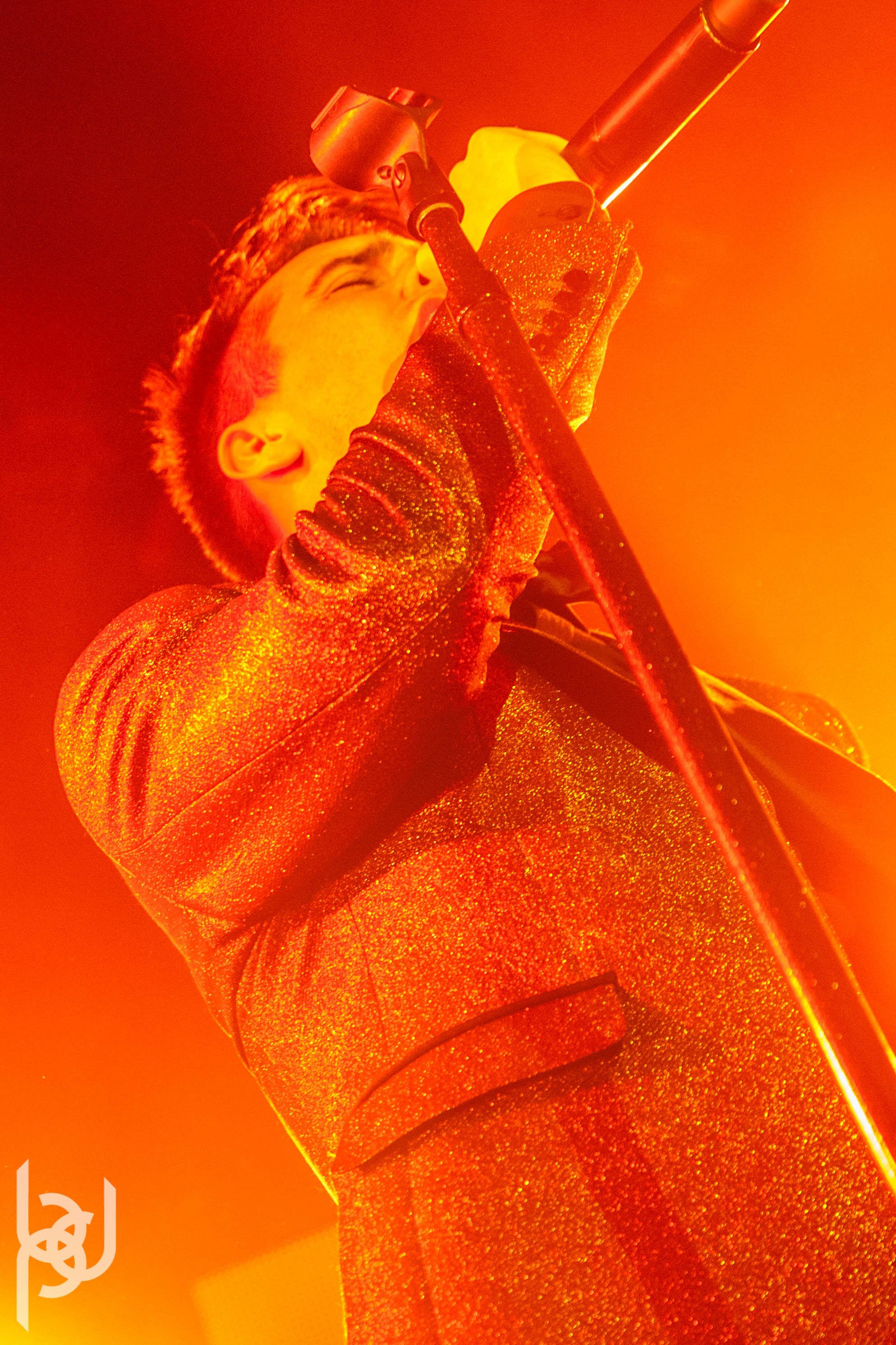 Panic! at the Disco, the Colourist & X Ambassadors at Skyway Theatre 012114 BDP-33.jpg