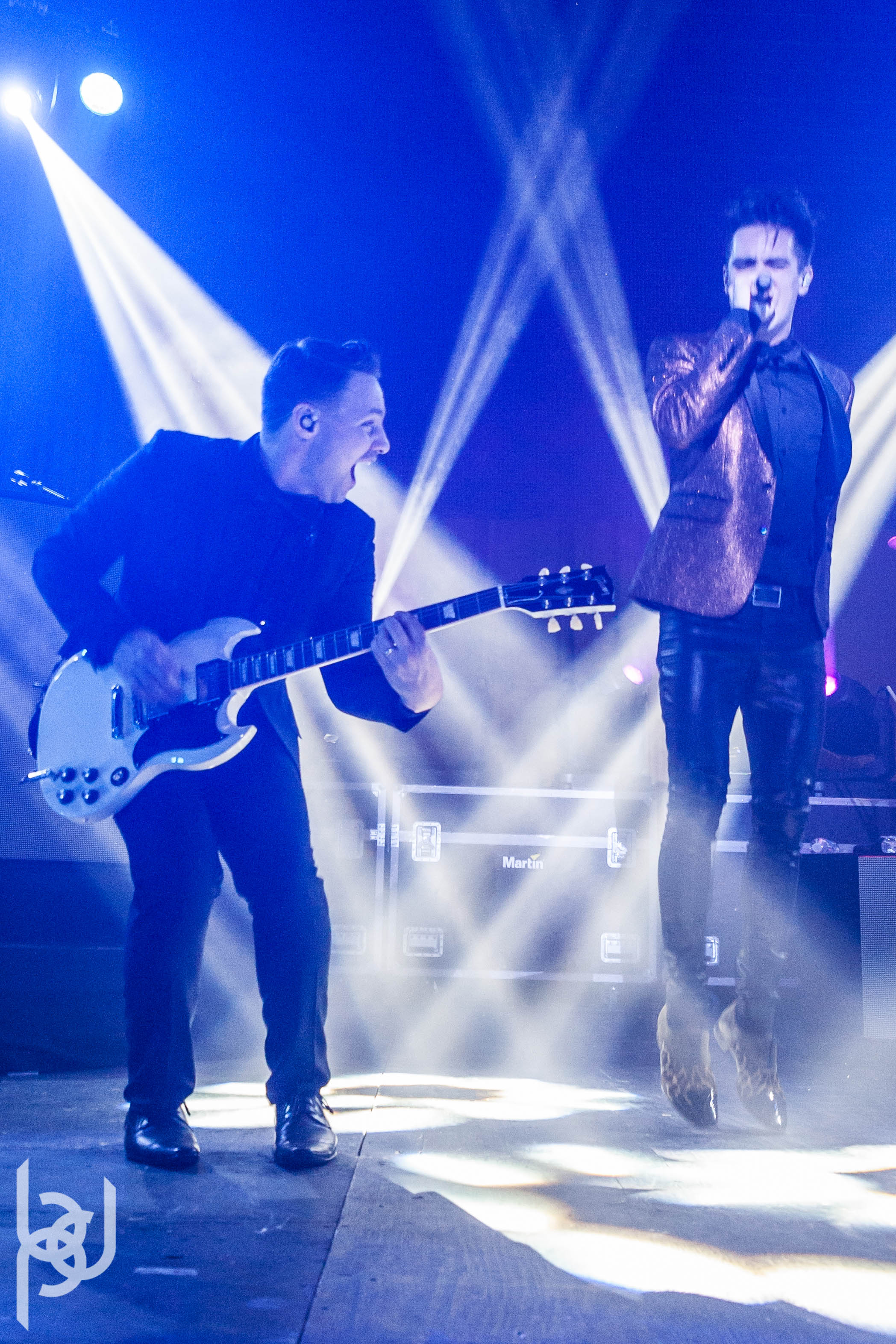 Panic! at the Disco, the Colourist & X Ambassadors at Skyway Theatre 012114 BDP-37.jpg