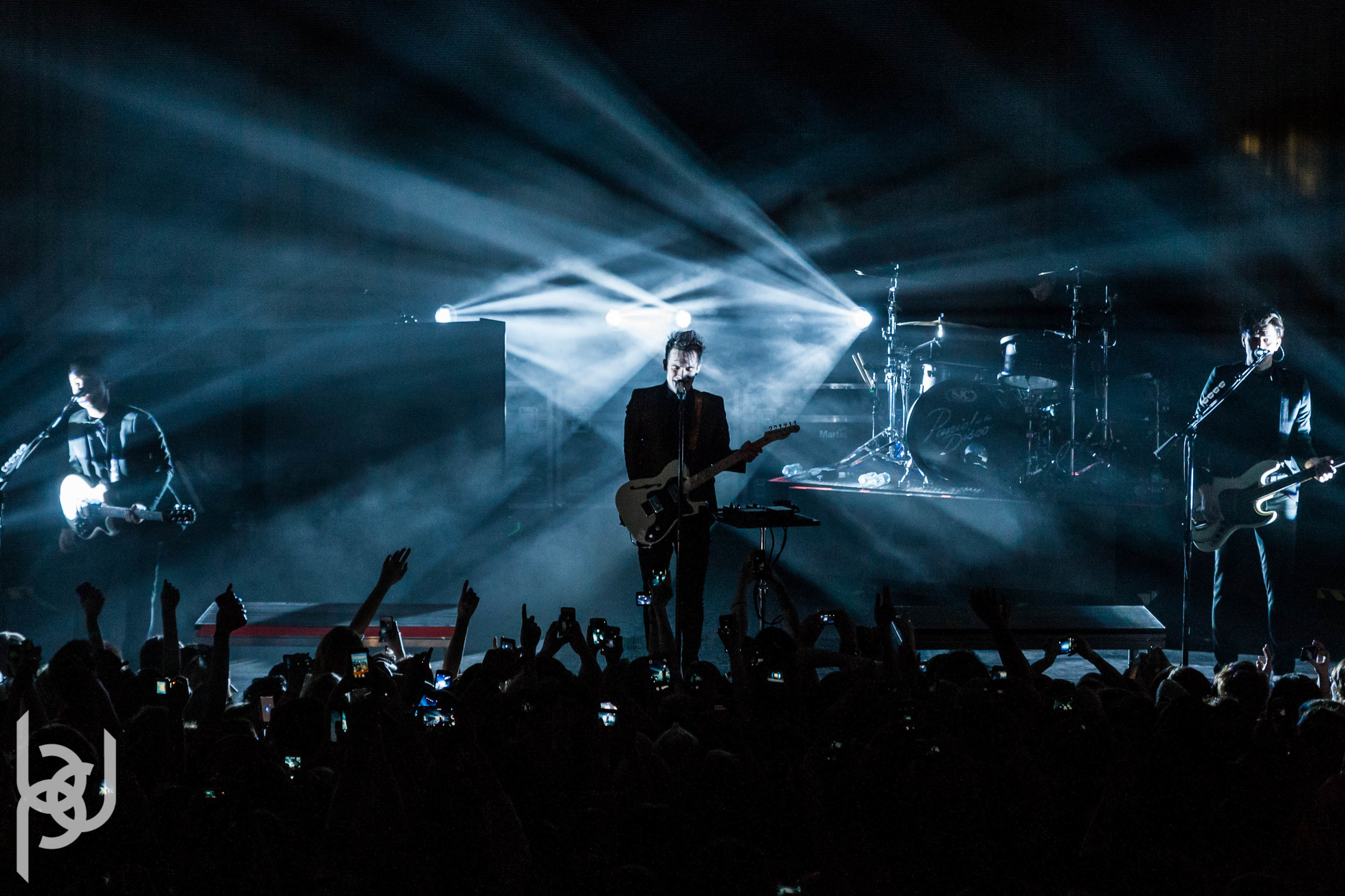 Panic! at the Disco, the Colourist & X Ambassadors at Skyway Theatre 012114 BDP-43.jpg