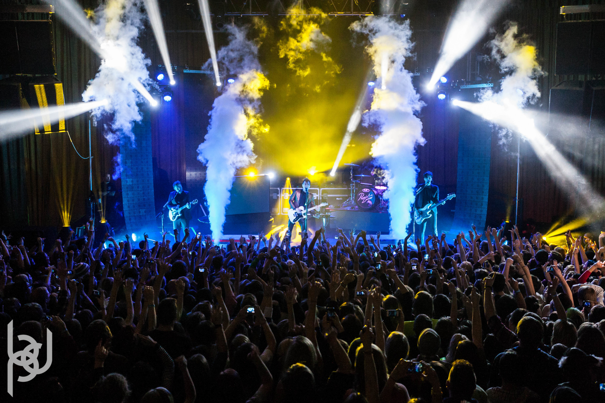 Panic! at the Disco, the Colourist & X Ambassadors at Skyway Theatre 012114 BDP-44.jpg