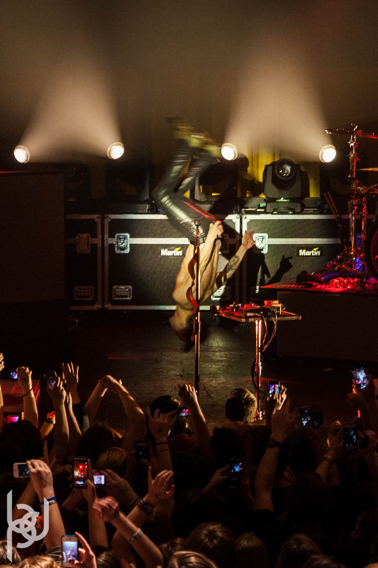 Panic! at the Disco, the Colourist & X Ambassadors at Skyway Theatre 012114 BDP-48.jpg